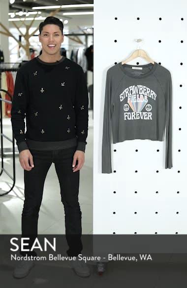 Strawberry Fields Sweatshirt, sales video thumbnail