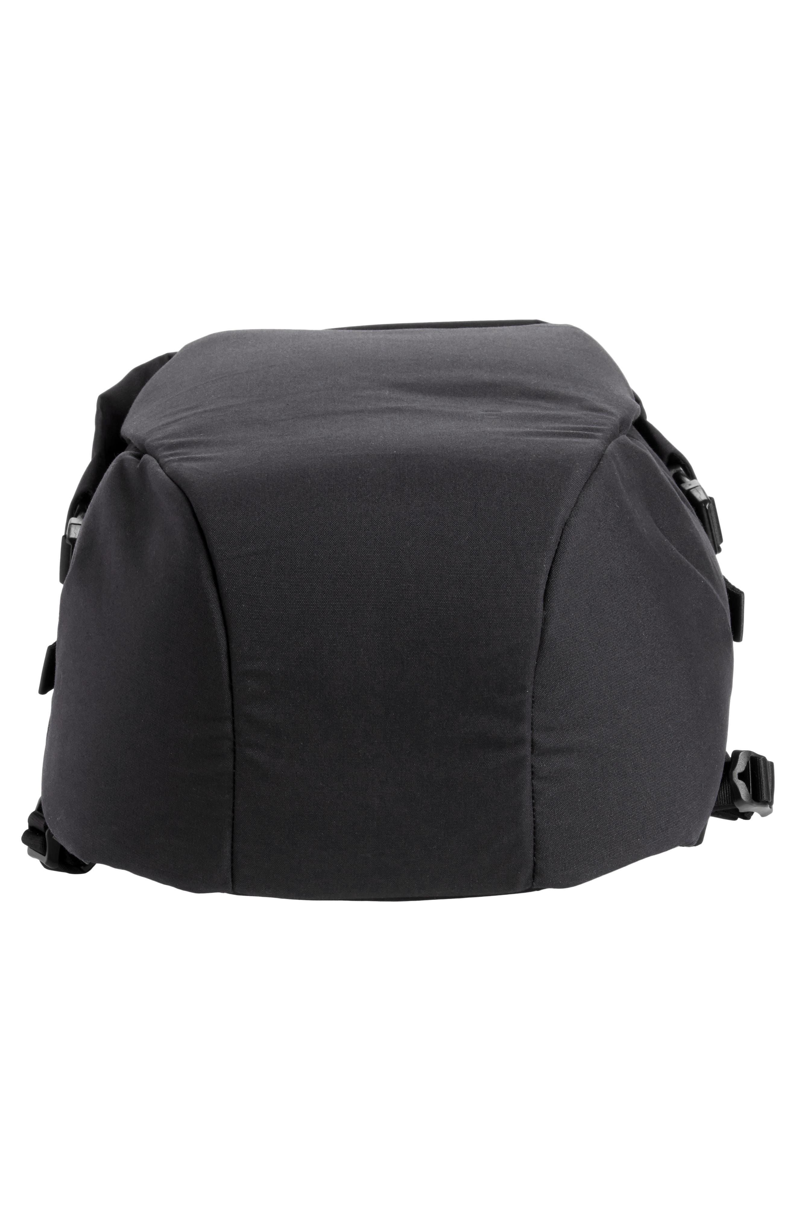 Locker Pack Lux Backpack,                             Alternate thumbnail 6, color,                             001