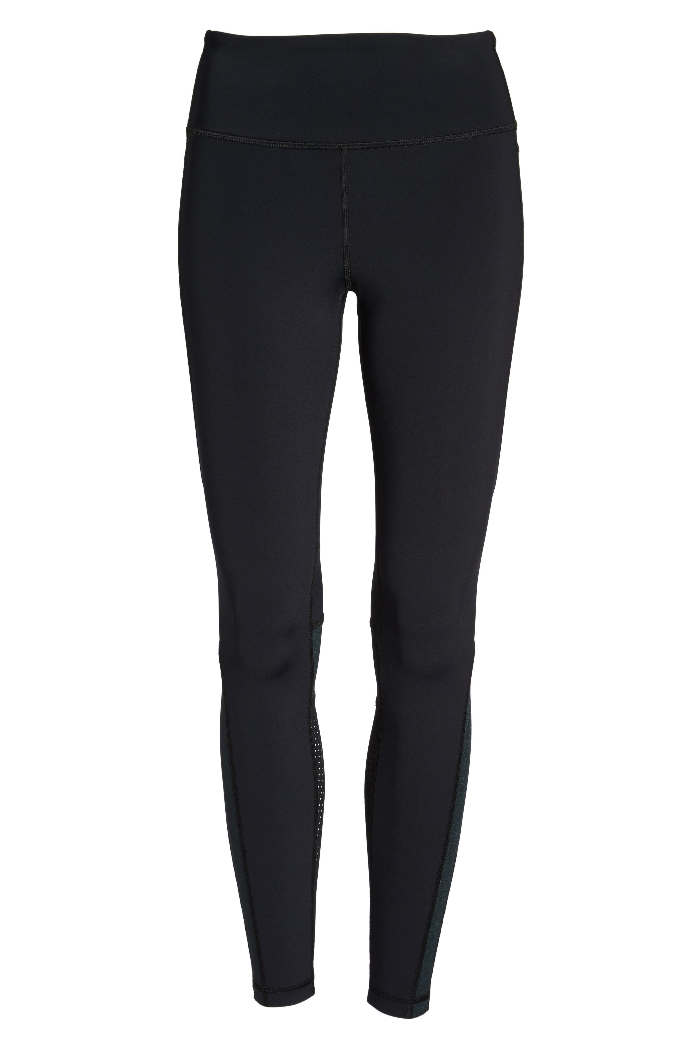 Siren Performance Tights,                             Alternate thumbnail 7, color,                             002