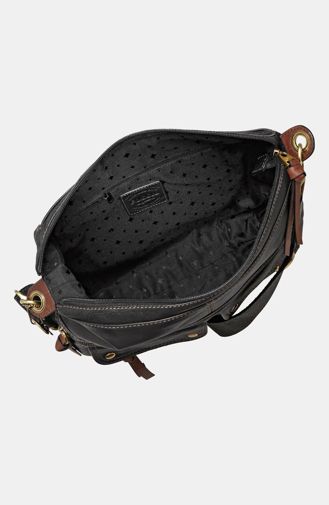 'Morgan' Shoulder Bag,                             Alternate thumbnail 2, color,                             001