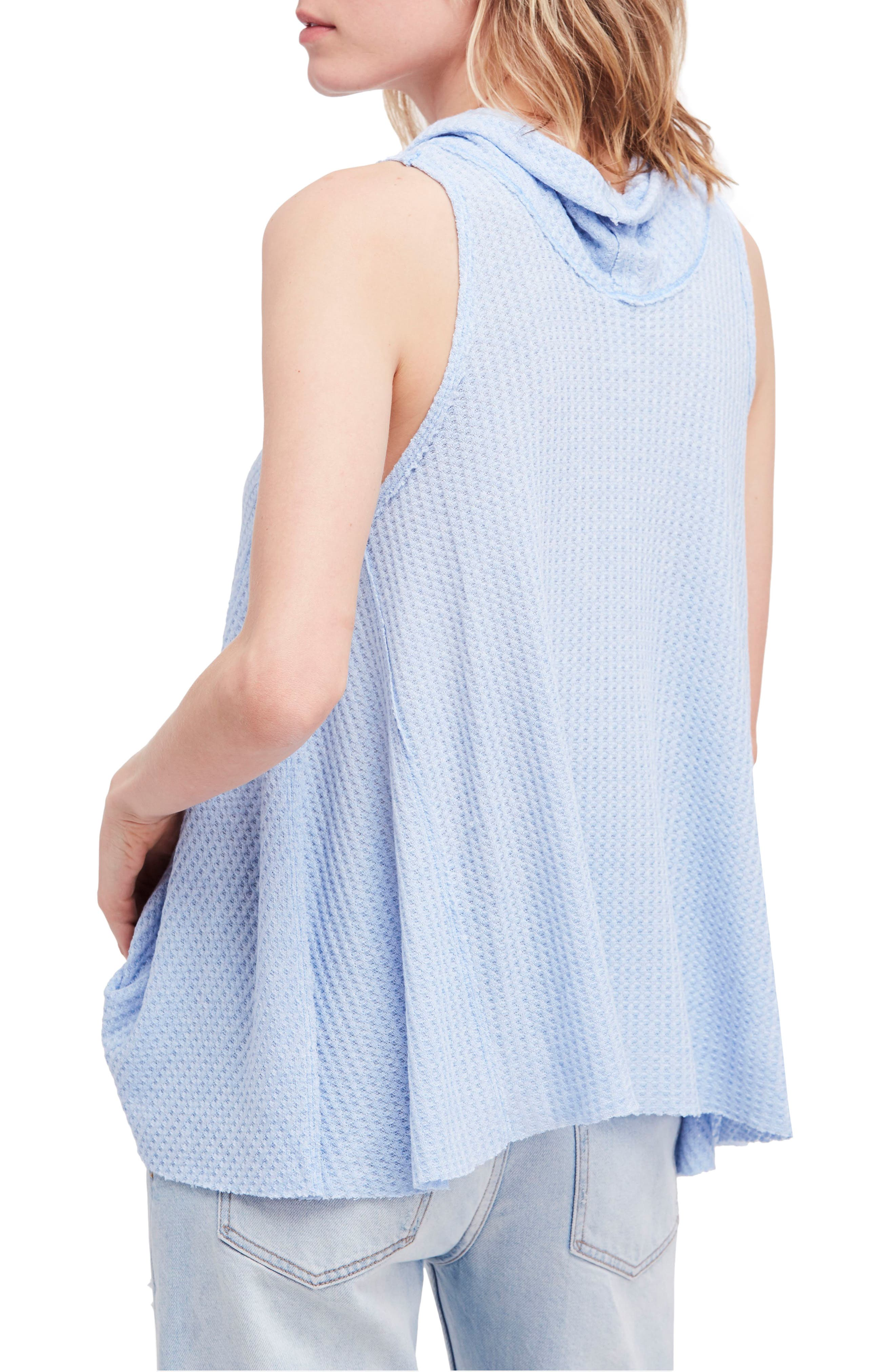 We the Free by Free People Swing It Cowl Tank,                             Alternate thumbnail 8, color,
