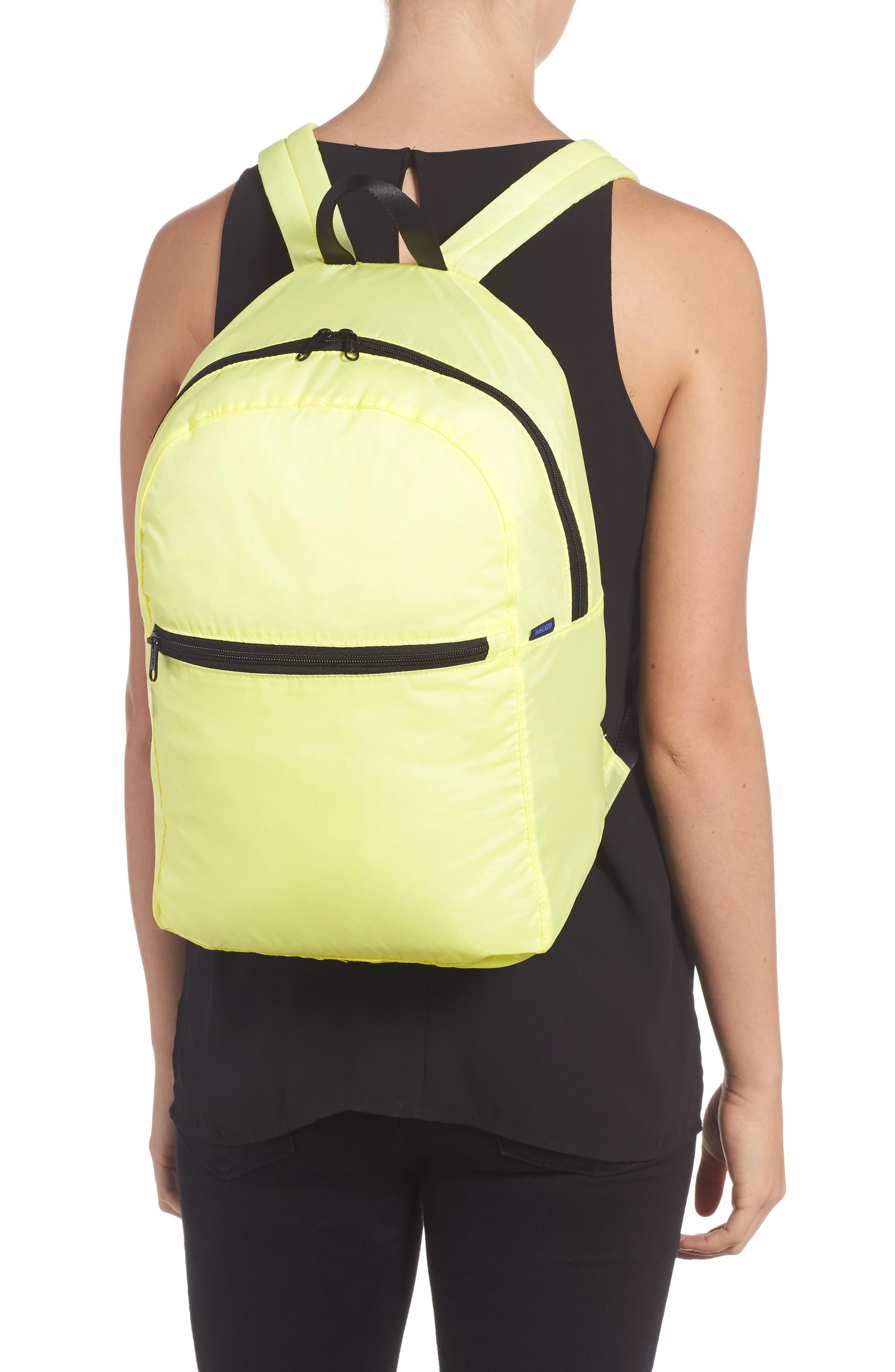 Ripstop Nylon Backpack,                             Alternate thumbnail 8, color,