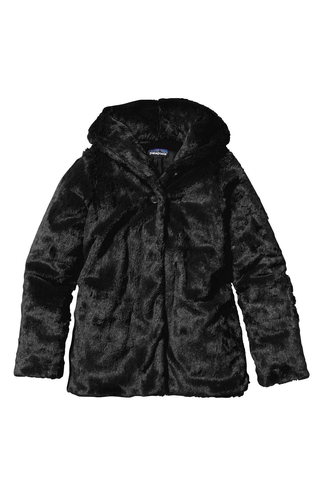 'Pelage' Jacket, Main, color, 001
