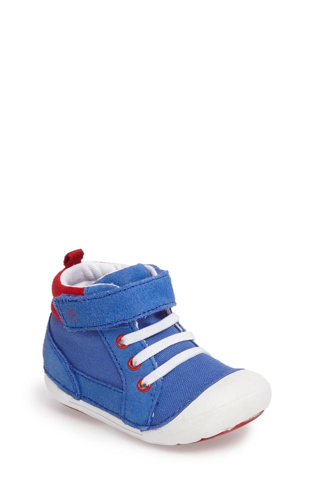 Soft Motion Danny Sneaker,                             Main thumbnail 4, color,