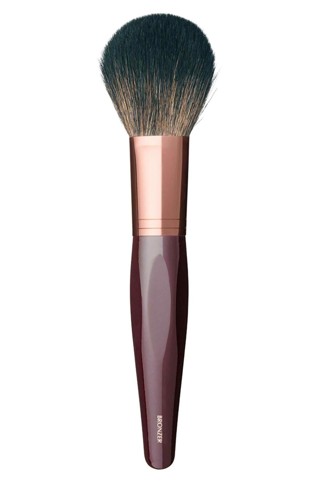 Bronzer Brush,                             Main thumbnail 1, color,                             000