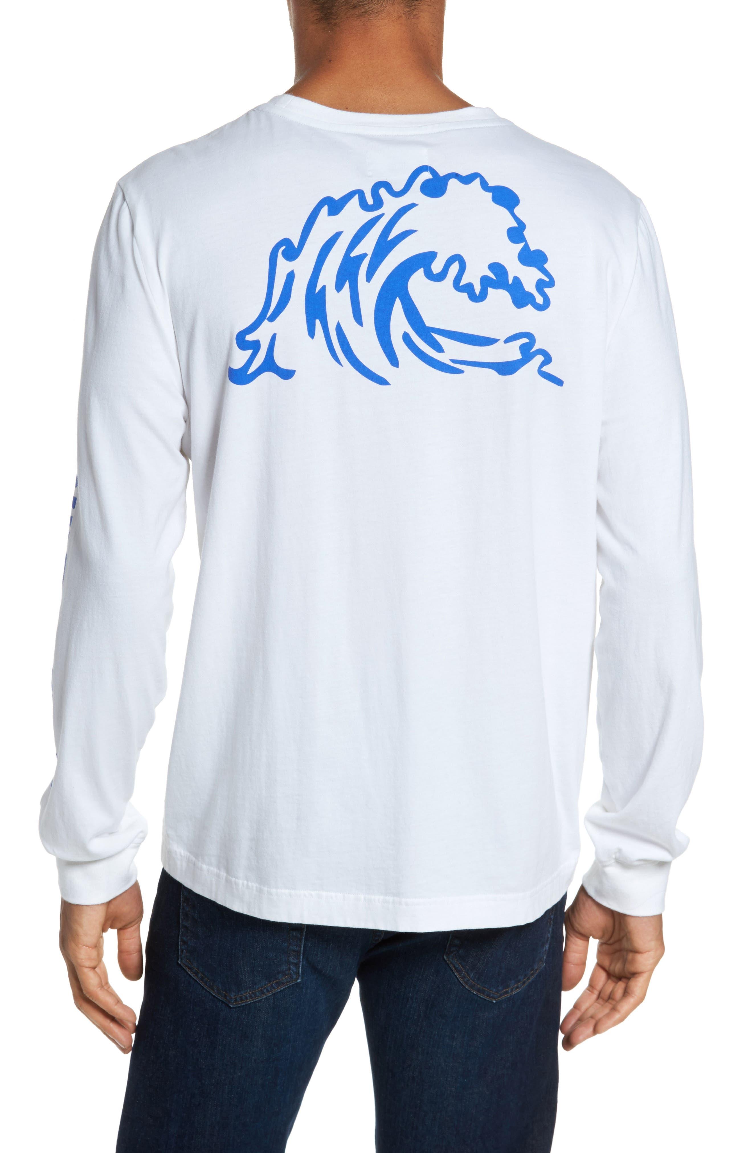 Logo Jersey Crewneck T-Shirt,                             Alternate thumbnail 2, color,                             100