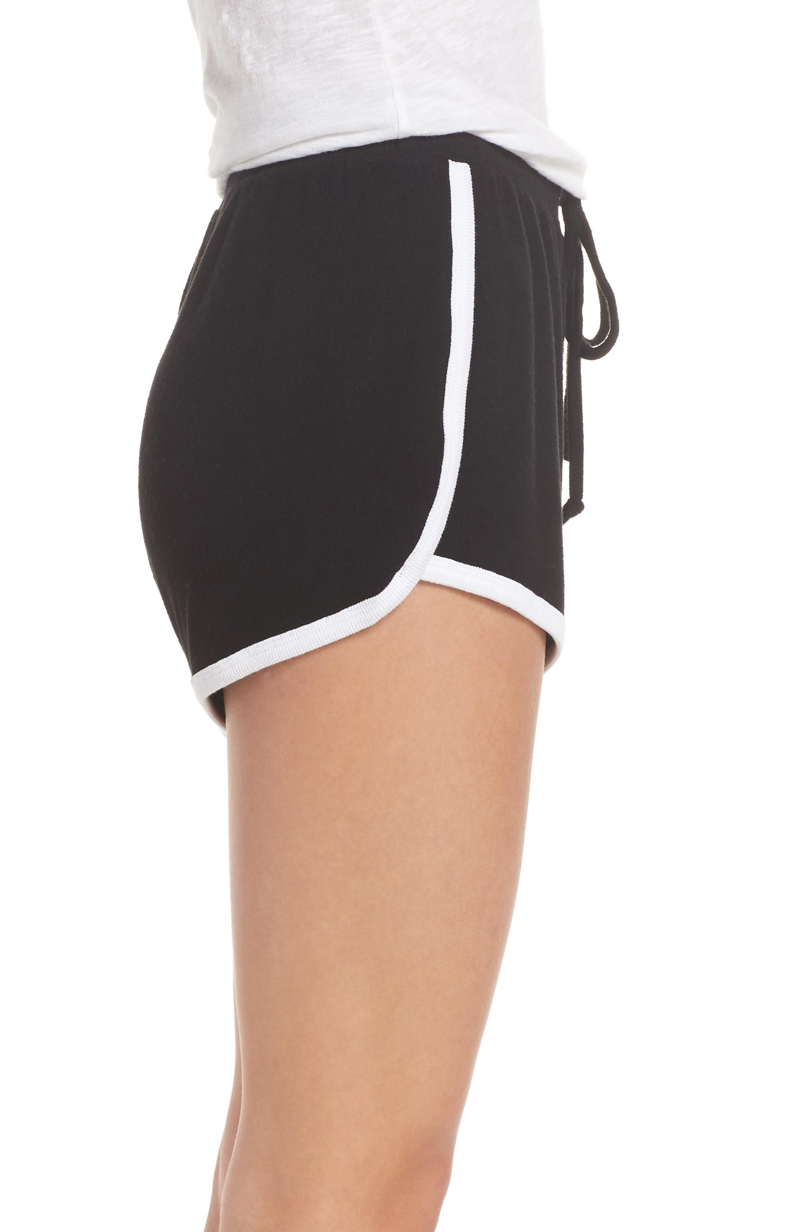 Too Cool Shorts,                             Alternate thumbnail 3, color,                             BLACK