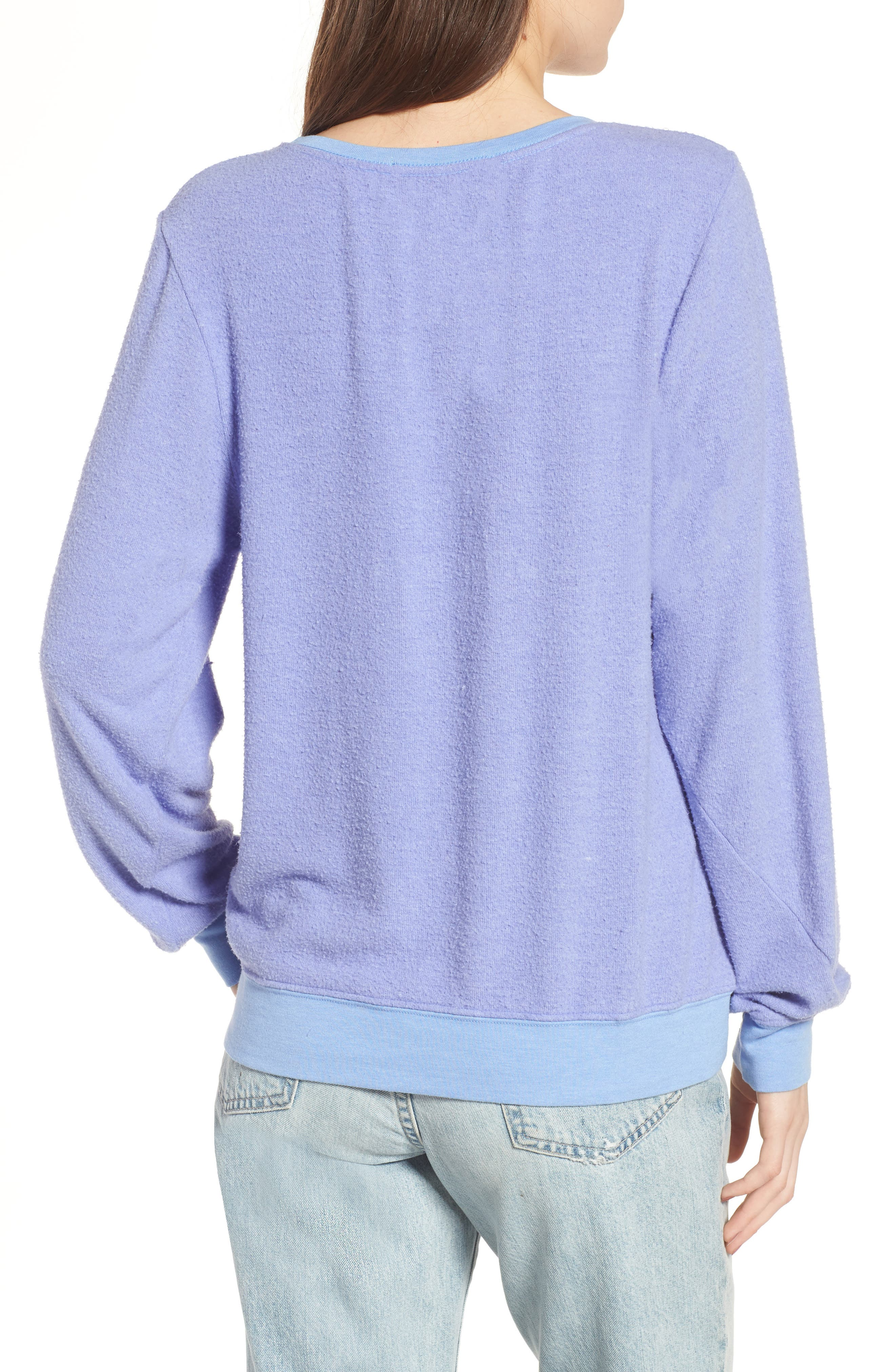 'Baggy Beach Jumper' Pullover,                             Alternate thumbnail 51, color,