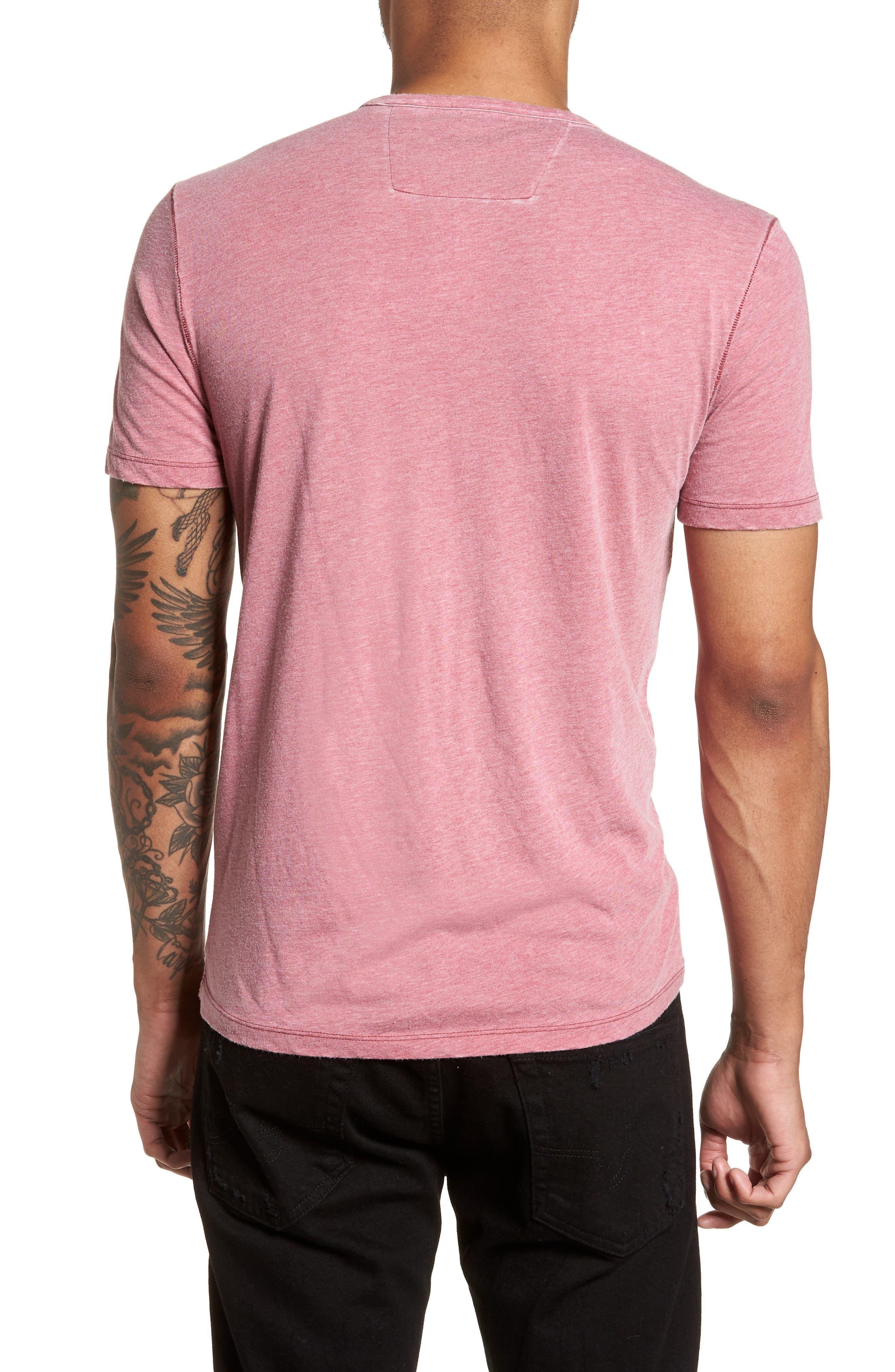 Slim Fit Crewneck T-Shirt,                             Alternate thumbnail 8, color,