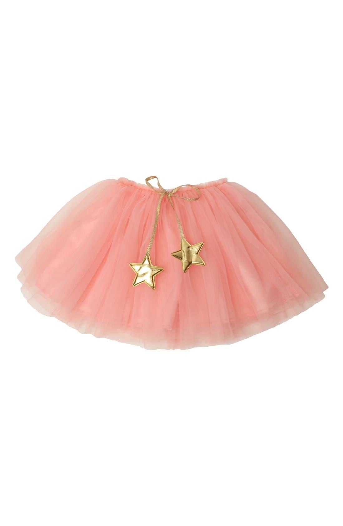 Toddler Girls Pochew Star Tutu Size S (34T)  Pink