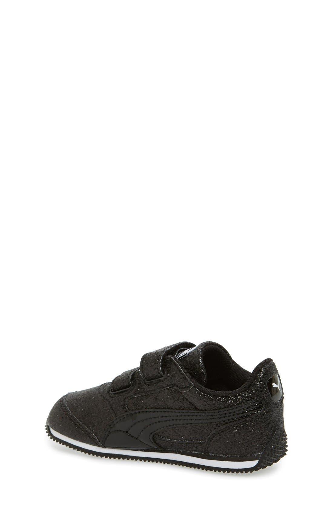 'Steeple Glitz' Sneaker,                             Alternate thumbnail 2, color,                             001