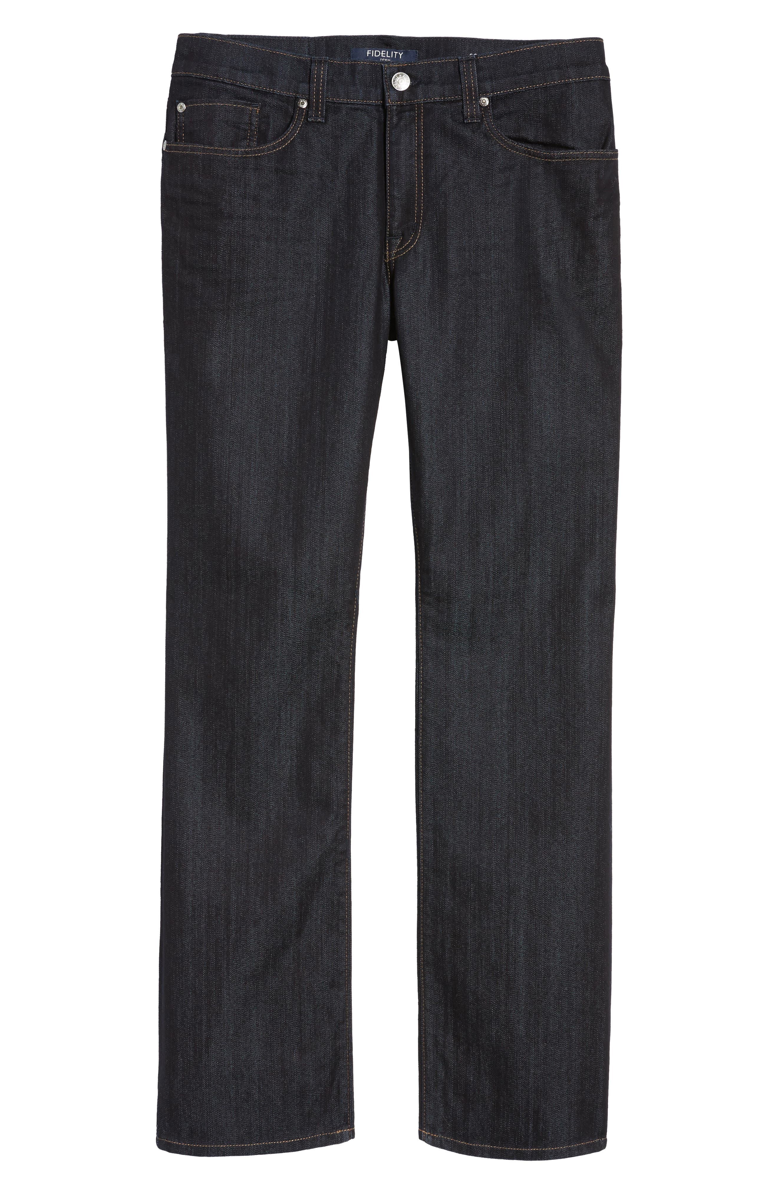 50-11 Relaxed Fit Jeans,                             Main thumbnail 1, color,                             REVOLUTION RINSE
