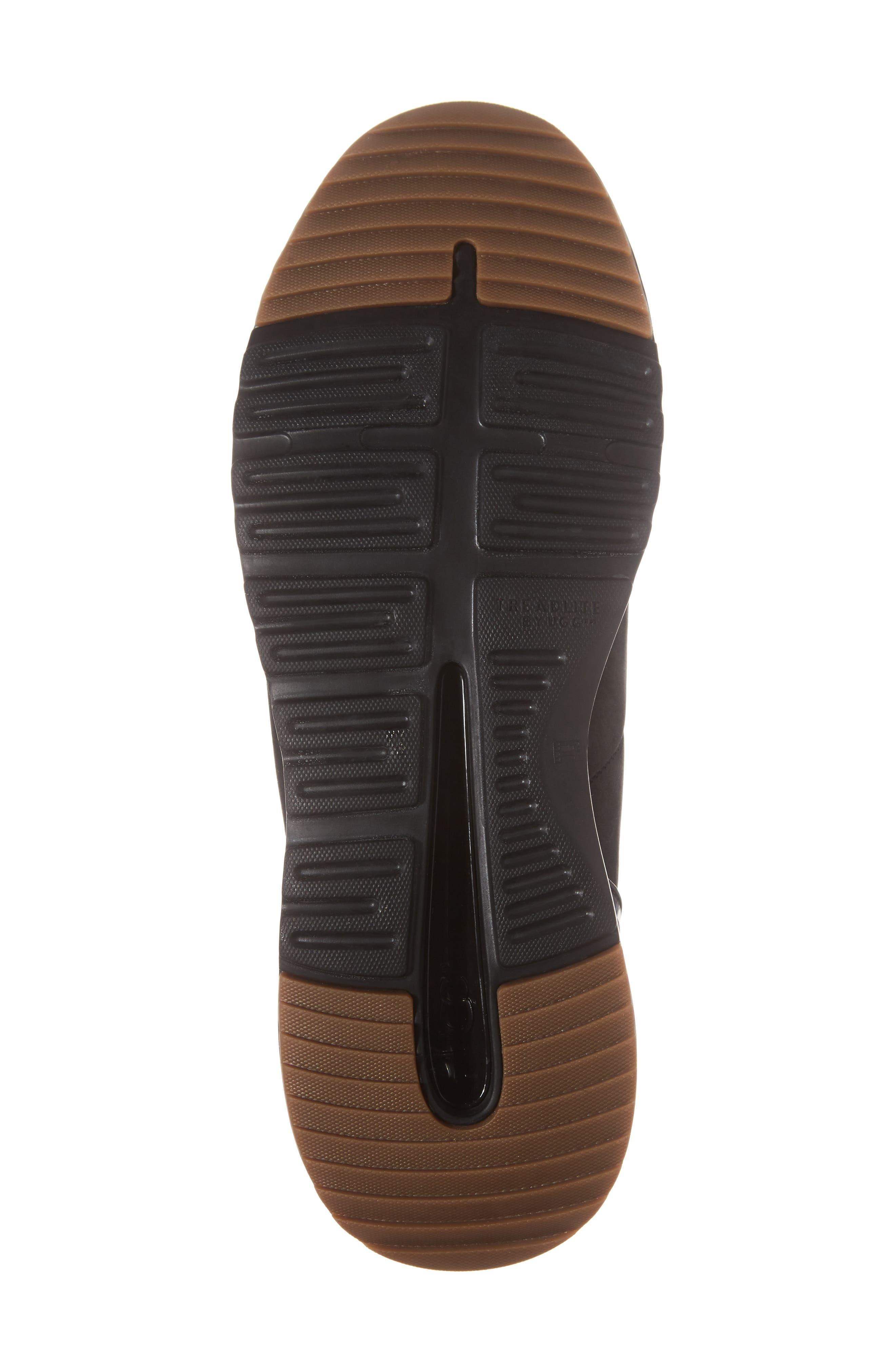 UGG<SUP>®</SUP>,                             Olivert Hiking Waterproof Boot,                             Alternate thumbnail 6, color,                             BLACK