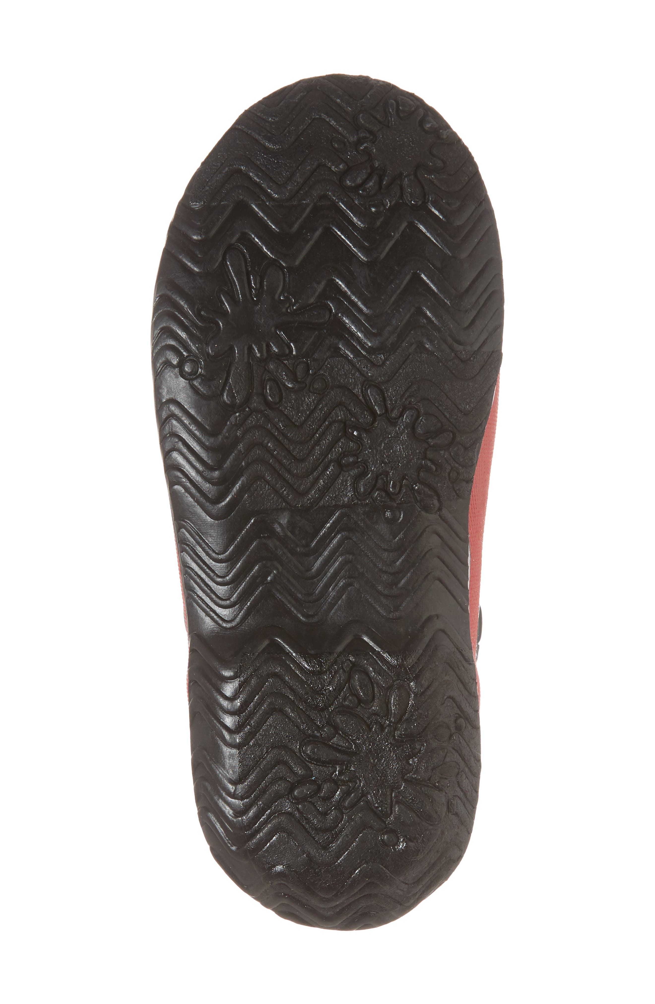 Amanda Multi Dot Waterproof Rain Boot,                             Alternate thumbnail 6, color,                             062
