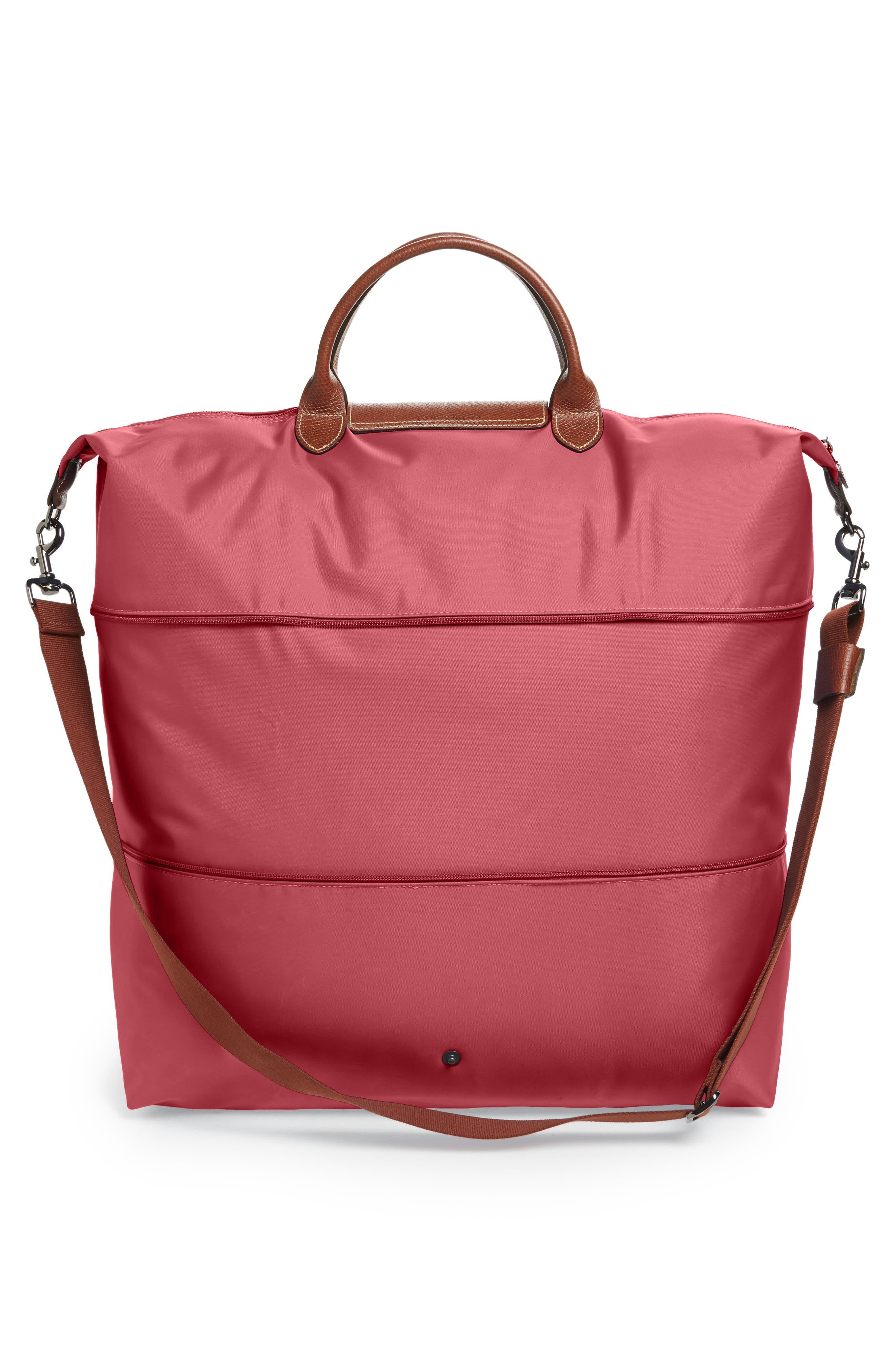 Le Pliage 21-Inch Expandable Travel Bag,                             Alternate thumbnail 3, color,                             FIG