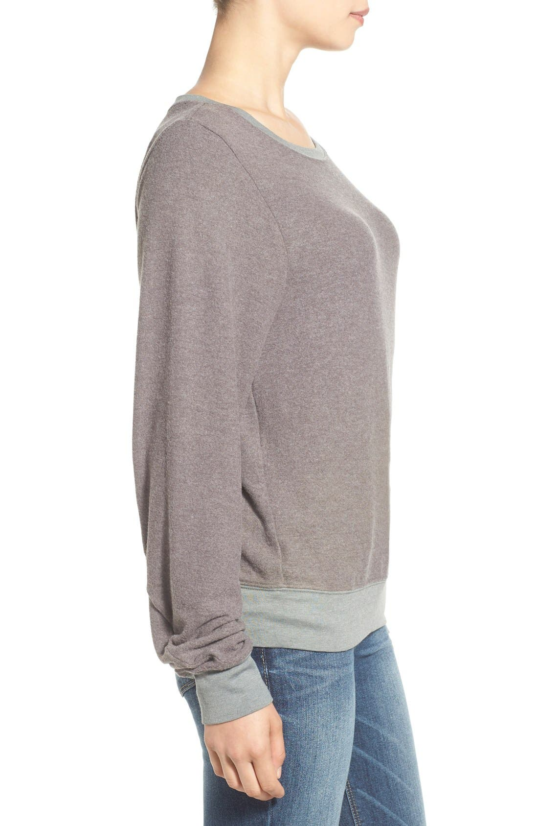 'Baggy Beach Jumper' Pullover,                             Alternate thumbnail 61, color,