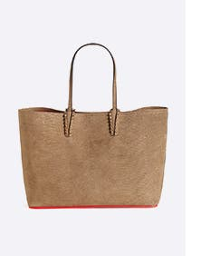 Christian Louboutin designer handbag.