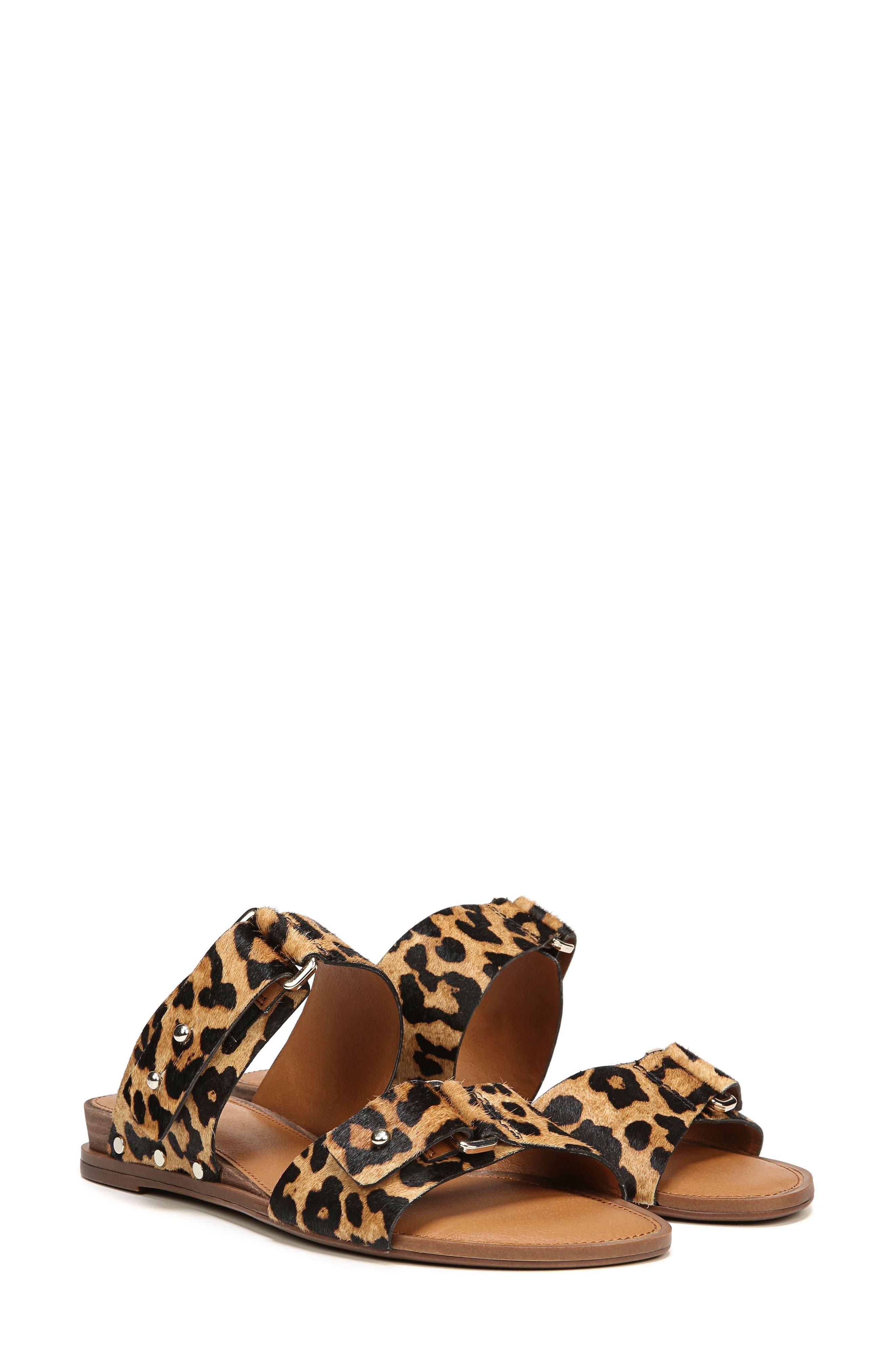 Palomino Genuine Calf Hair Sandal,                             Alternate thumbnail 35, color,