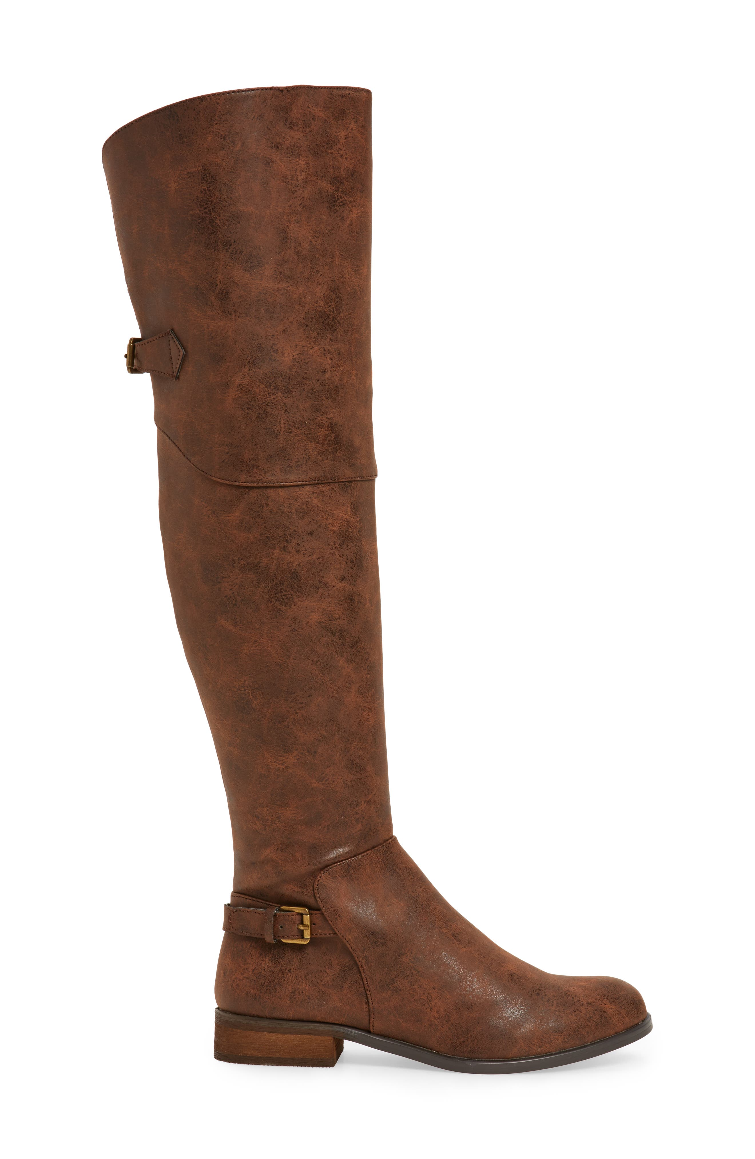 Otto Over the Knee Boot,                             Alternate thumbnail 8, color,