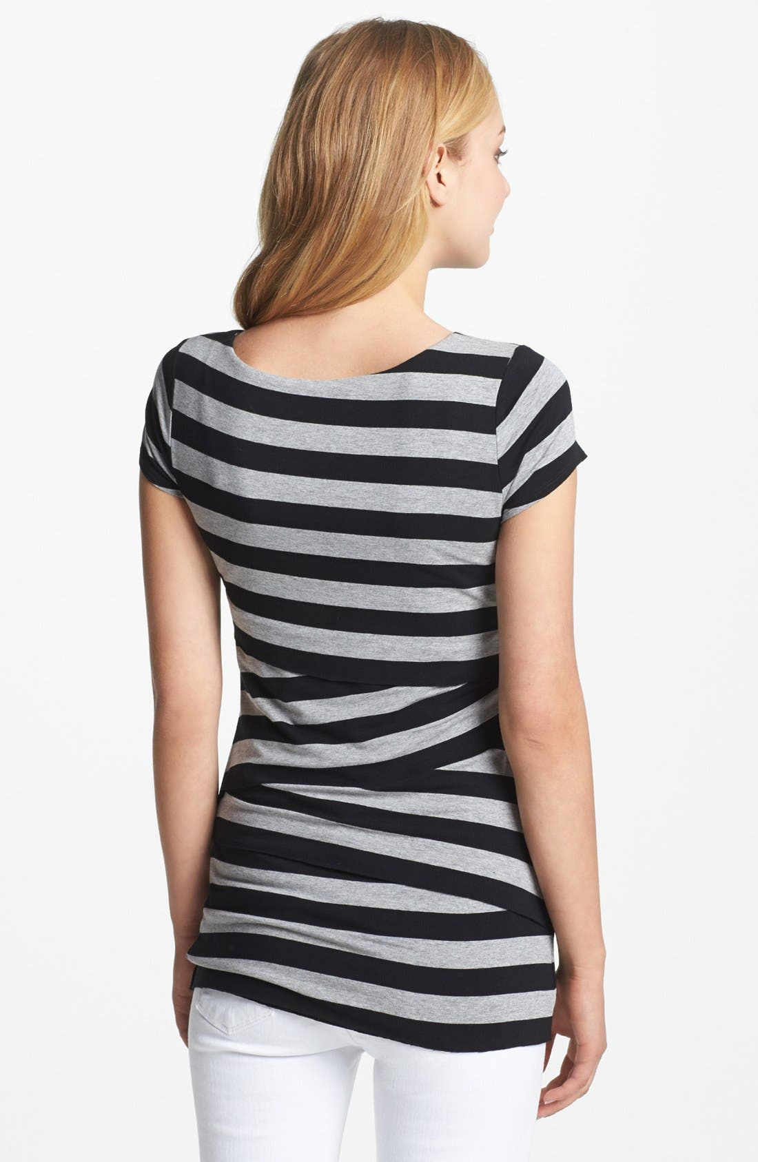 Stripe Bandage Top,                             Alternate thumbnail 14, color,