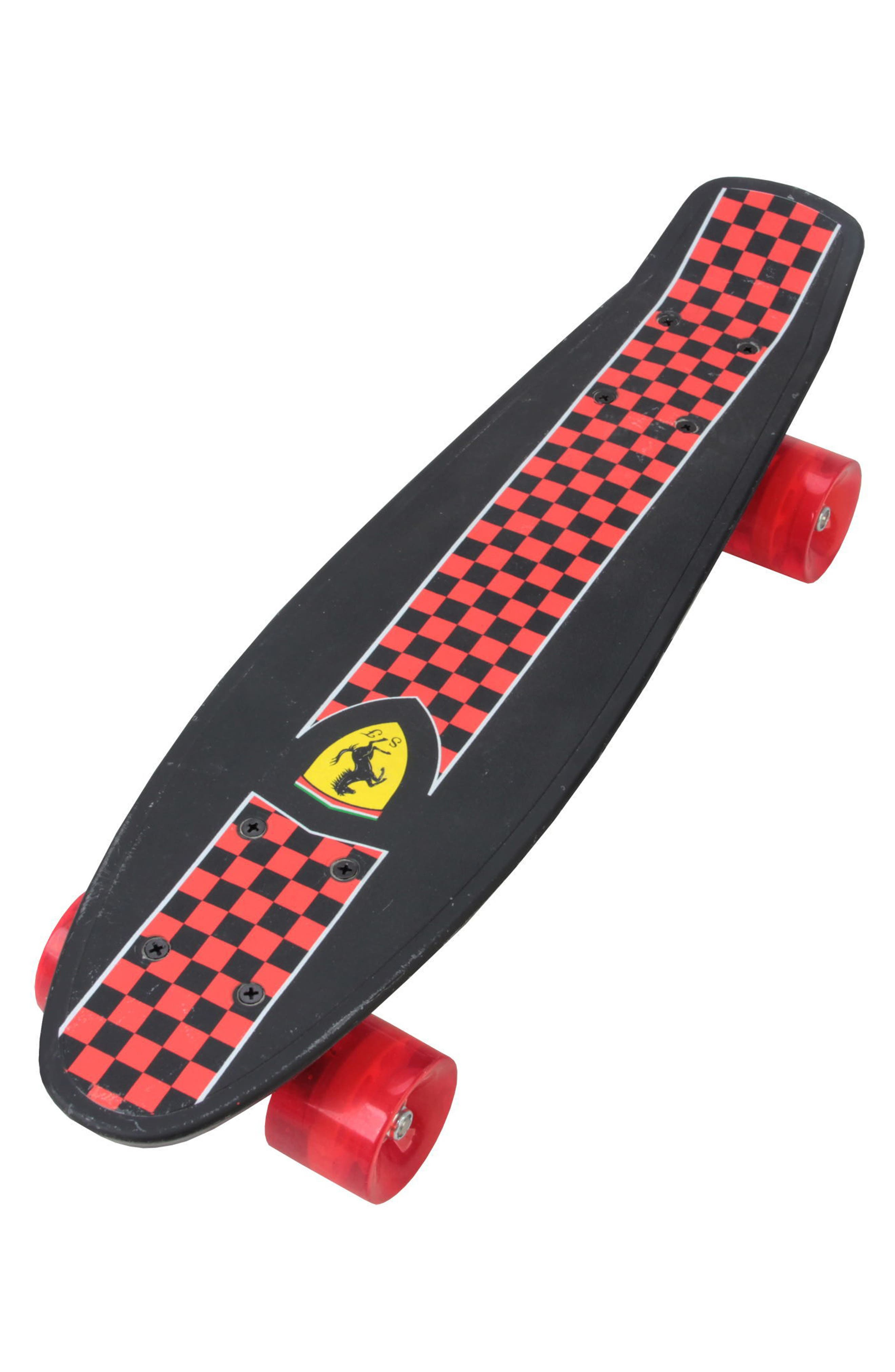 Penny Skateboard,                             Main thumbnail 1, color,                             BLACK