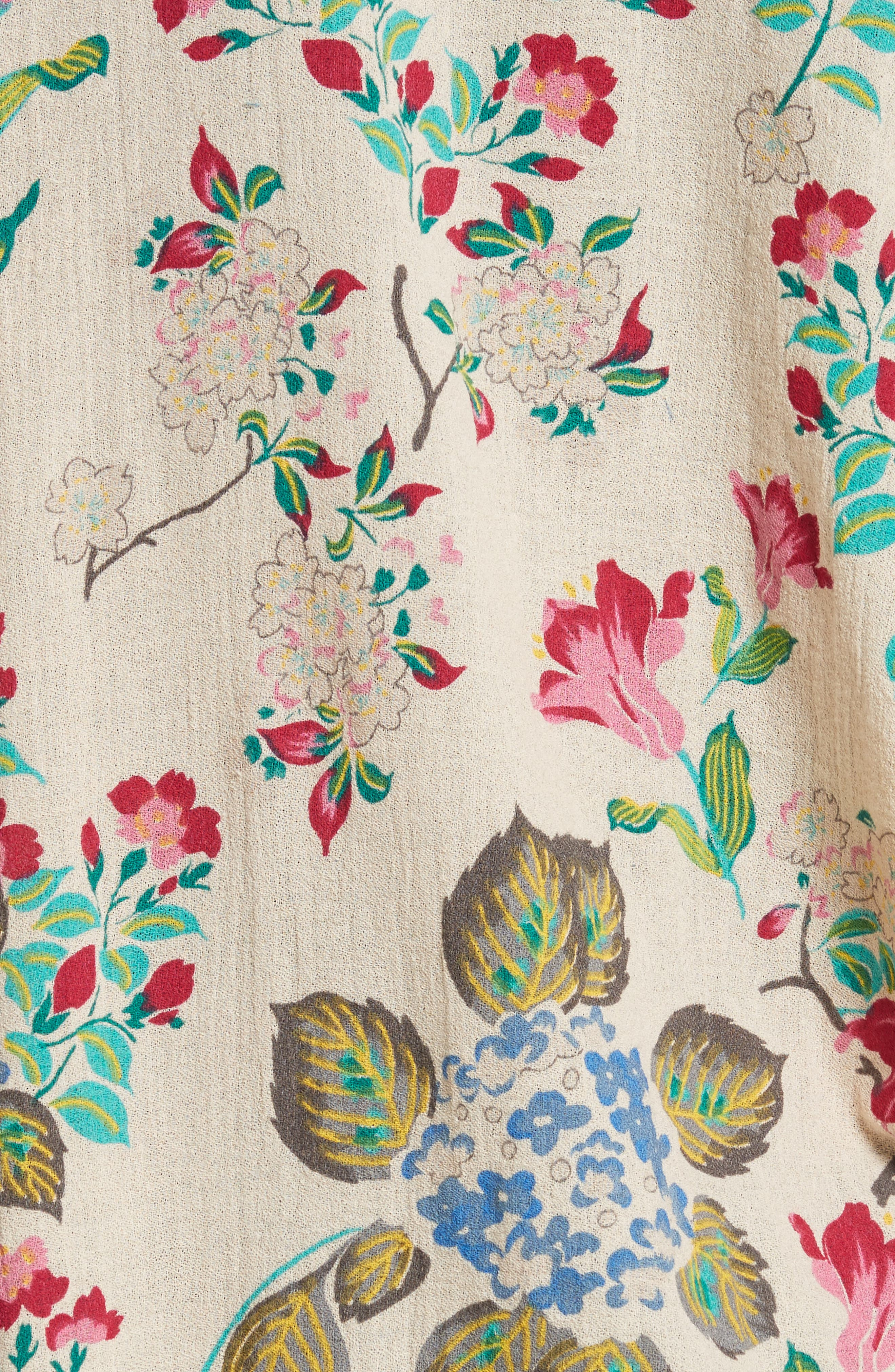 Latimer Kimono,                             Alternate thumbnail 6, color,