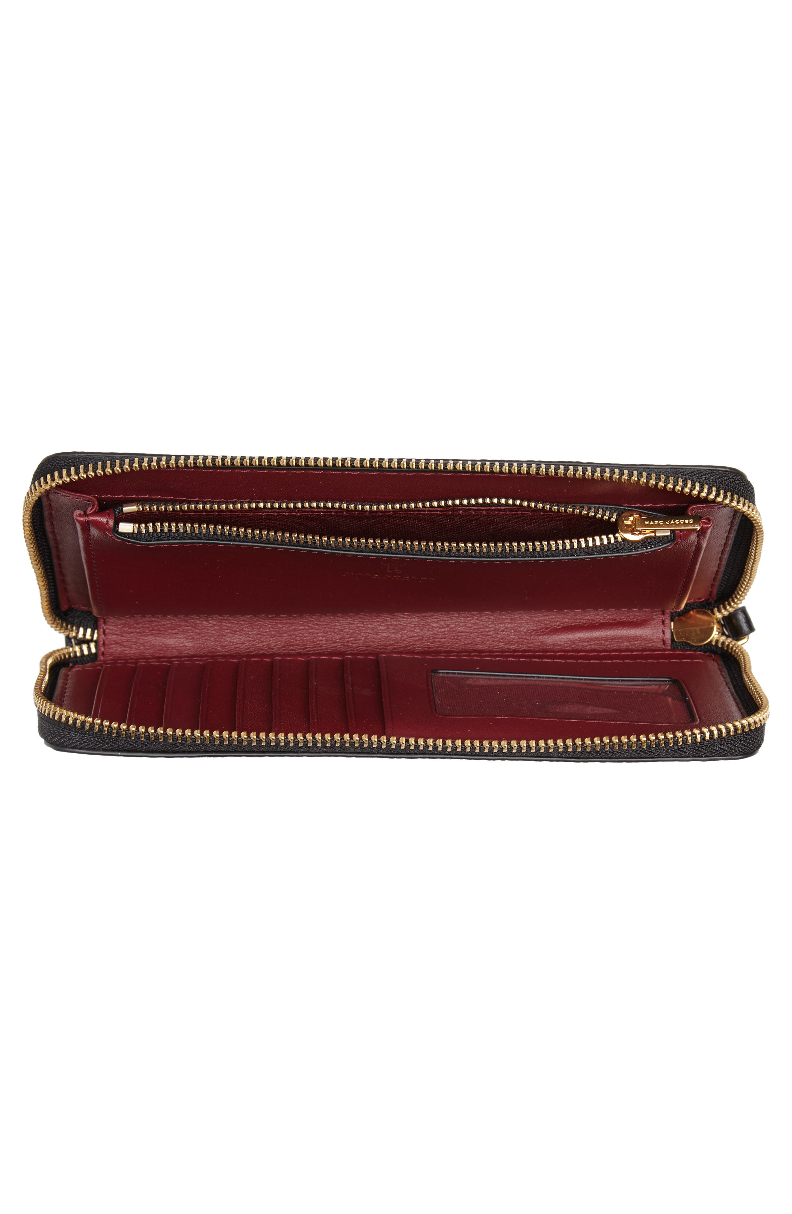 The Grind Standard Continental Wallet,                             Alternate thumbnail 4, color,                             001