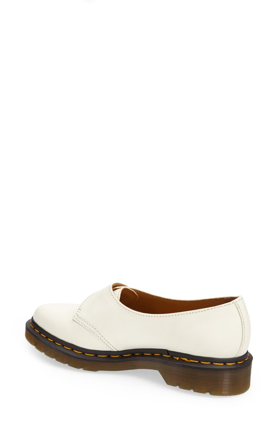 'Agnes' Monk Strap Flat,                             Alternate thumbnail 3, color,                             100
