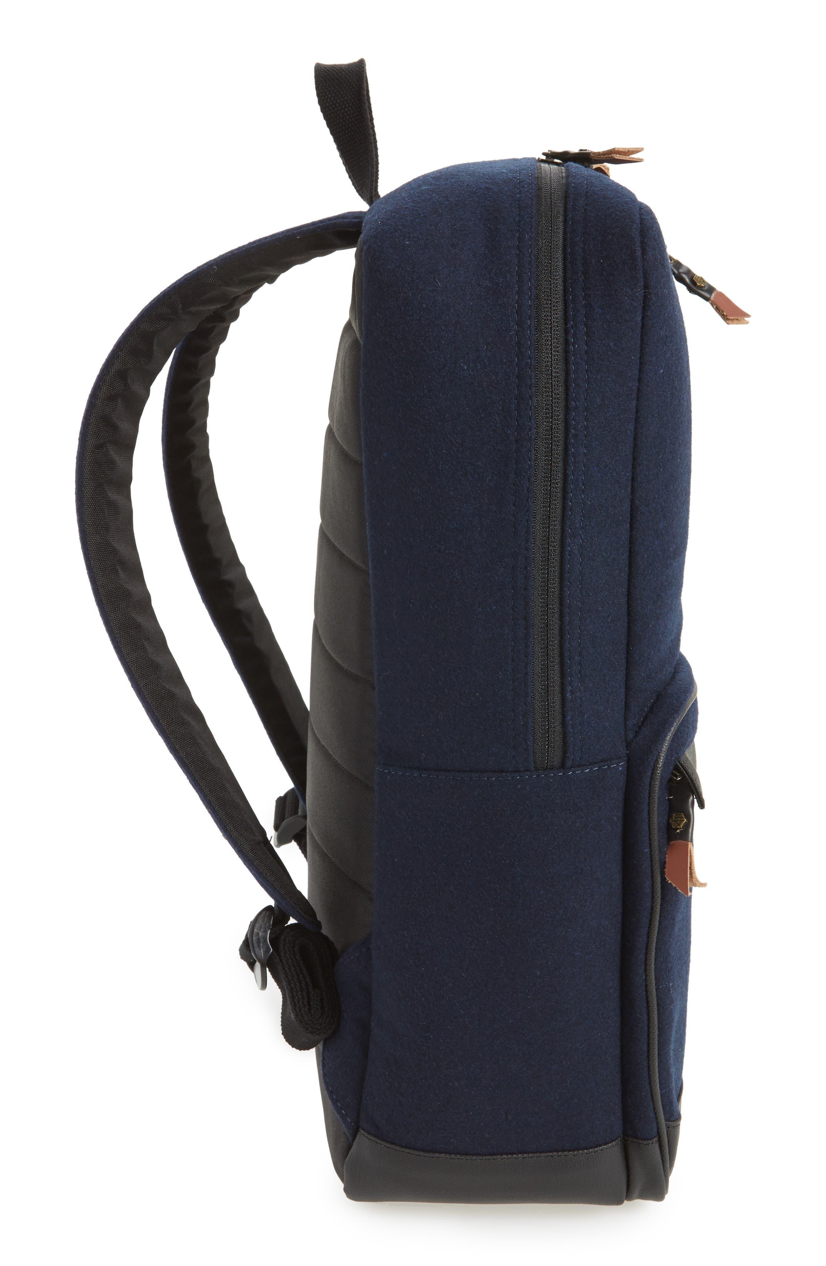 Radar Origin Water Resistant Commuter/Travel Laptop Backpack,                             Alternate thumbnail 5, color,                             410