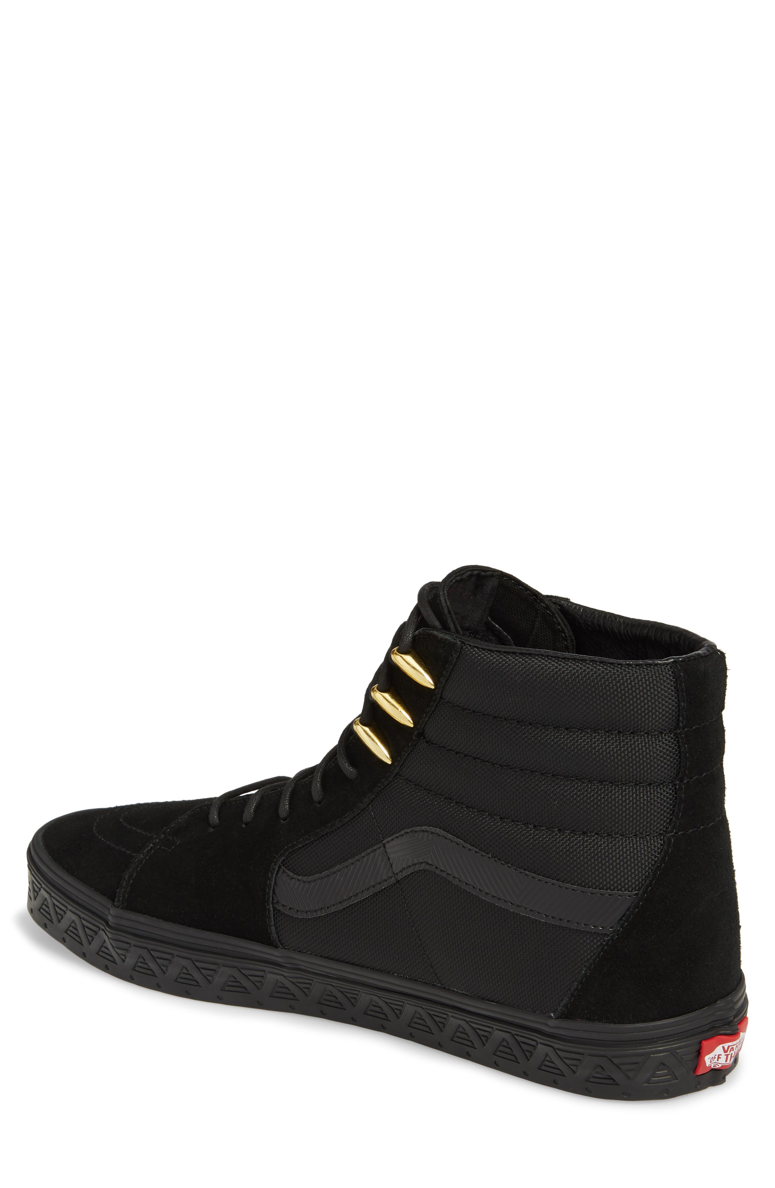 x Marvel<sup>®</sup> UA Sk8-Hi Sneaker,                             Alternate thumbnail 2, color,                             001
