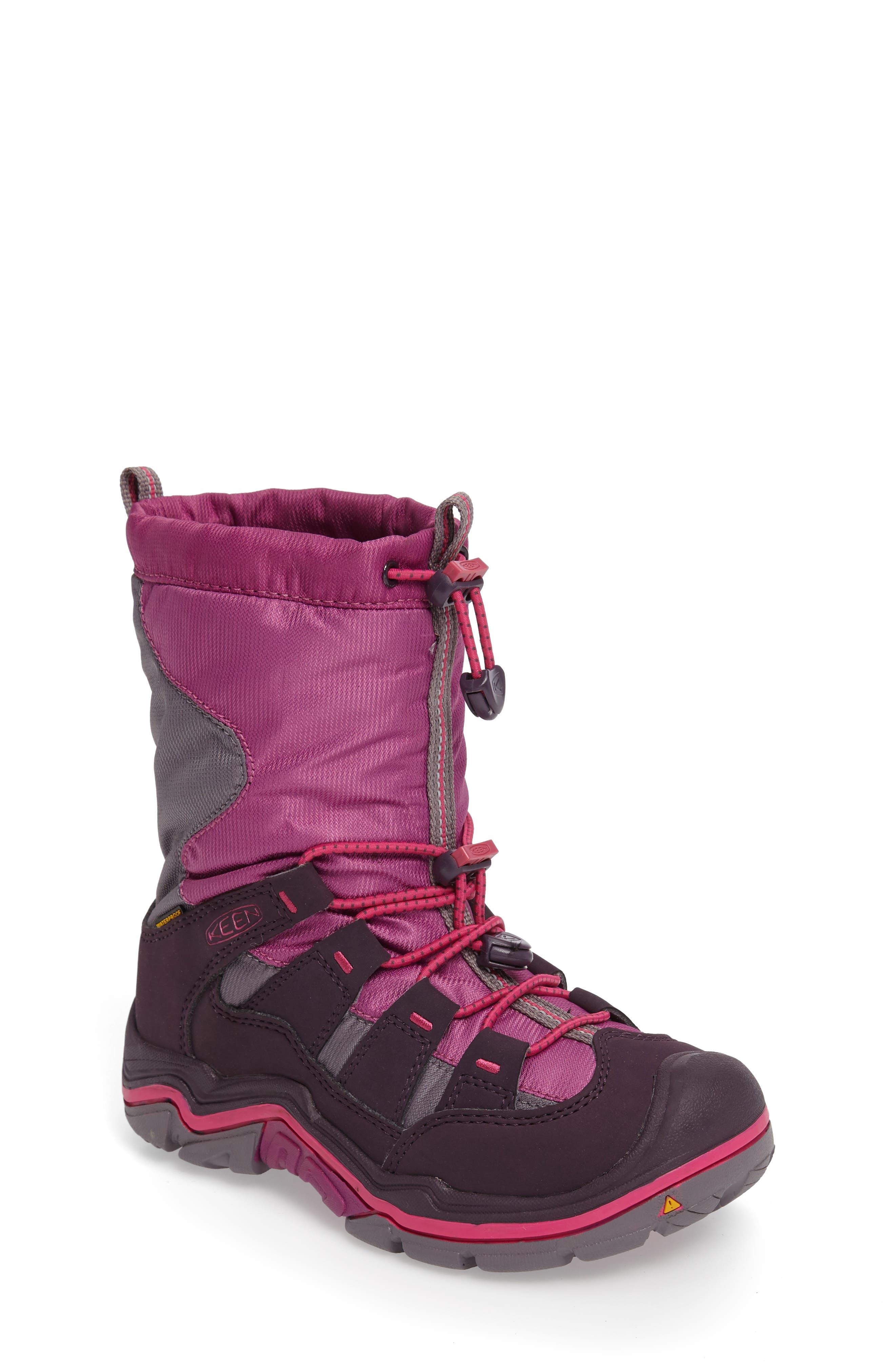 Winterport II Waterproof Boot,                             Alternate thumbnail 7, color,