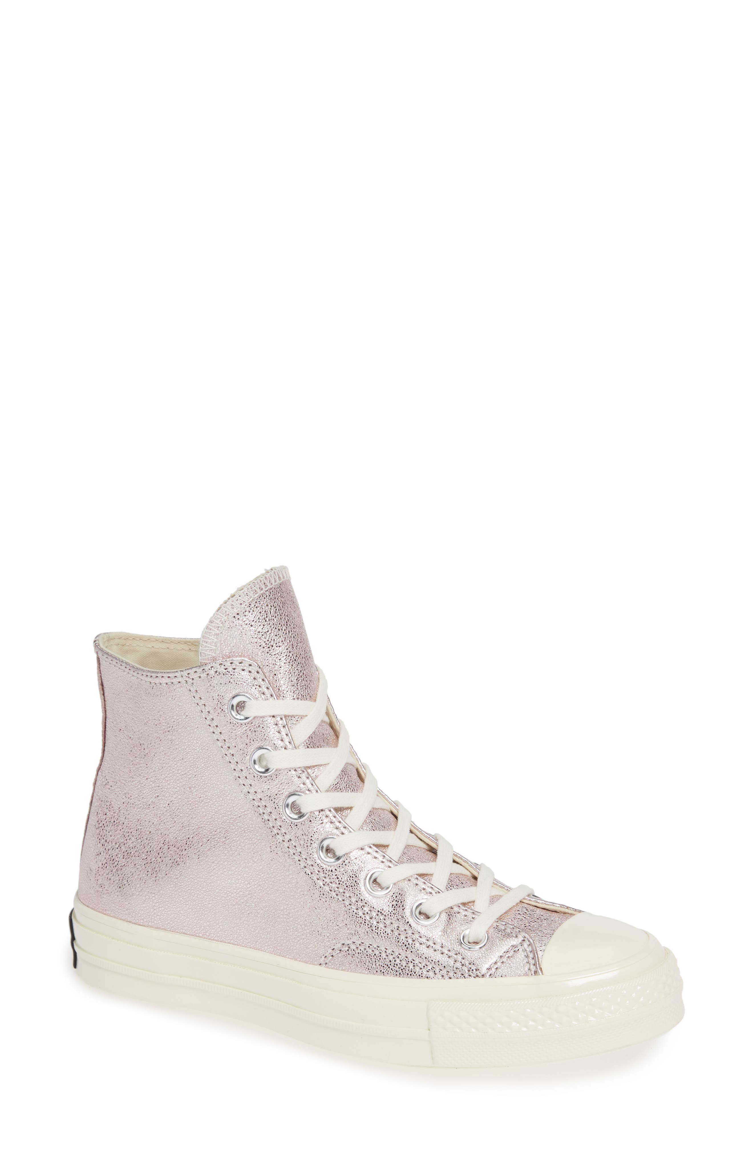 Chuck Taylor<sup>®</sup> All Star<sup>®</sup> Heavy Metal 70 High Top Sneaker,                             Main thumbnail 2, color,