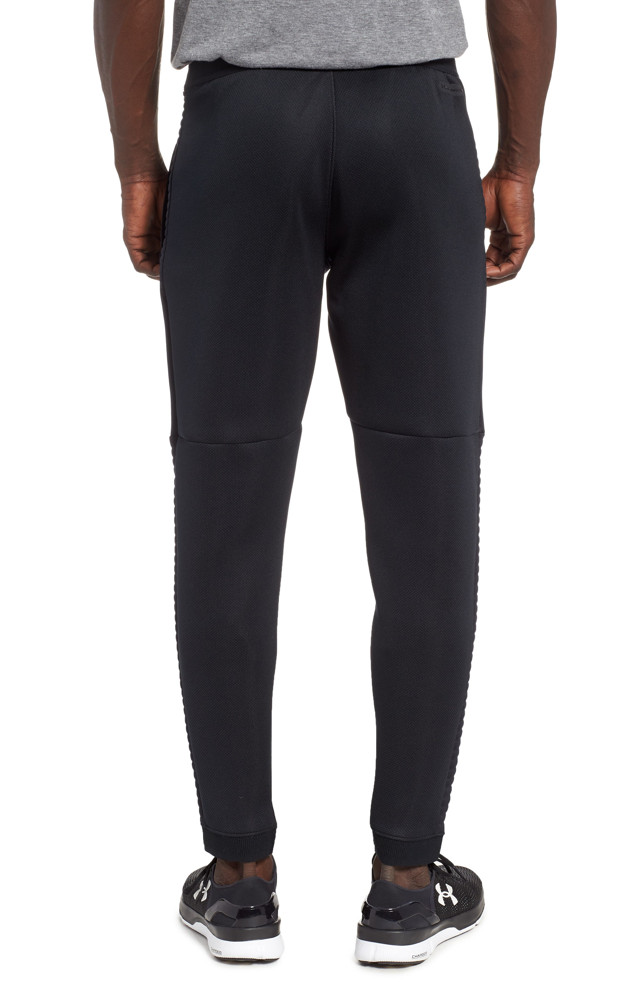 Unstoppable Move Airgap Pants,                             Alternate thumbnail 2, color,                             BLACK/ CHARCOAL/ BLACK