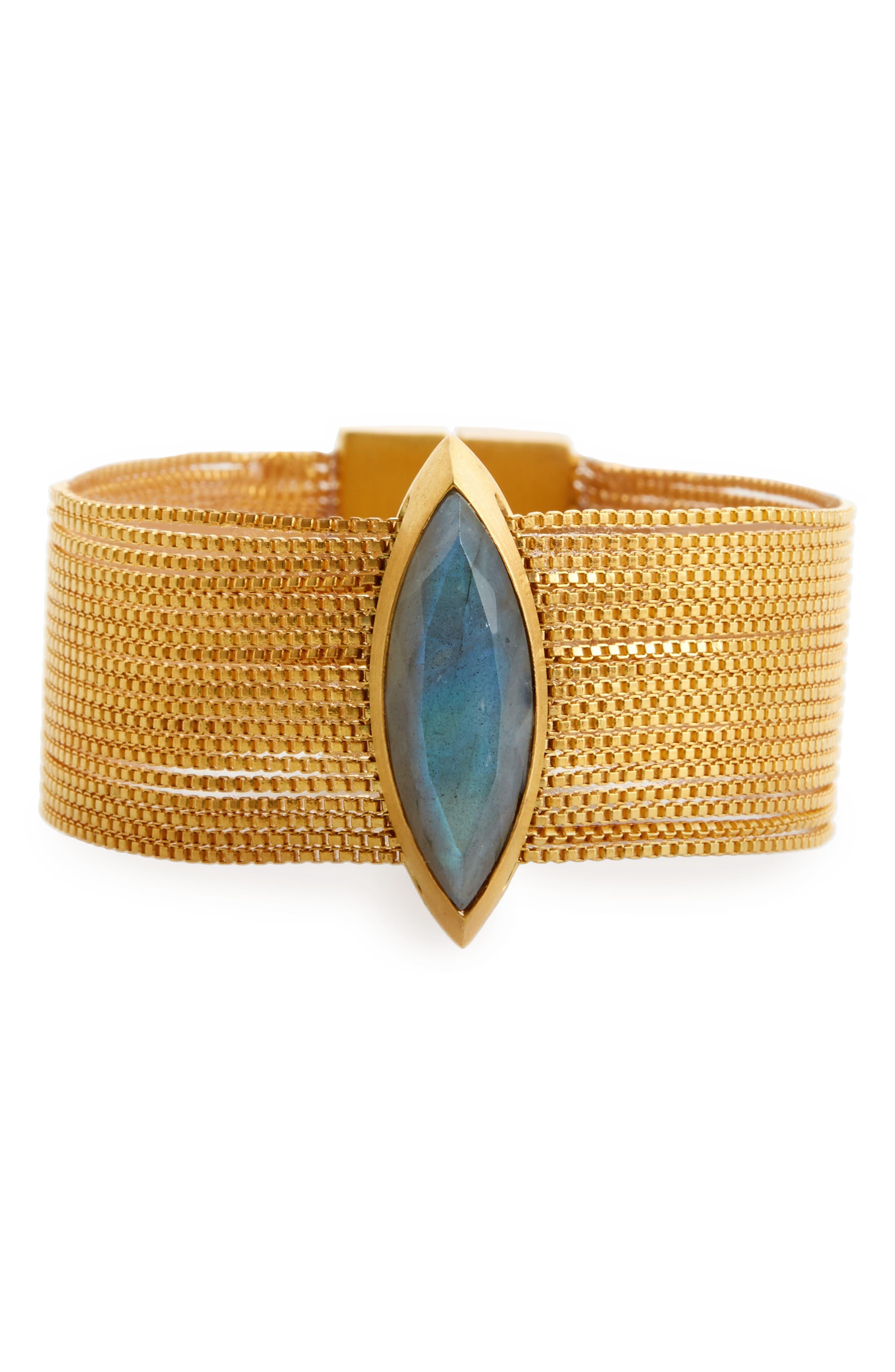 Ornate Bracelet,                             Main thumbnail 1, color,                             020
