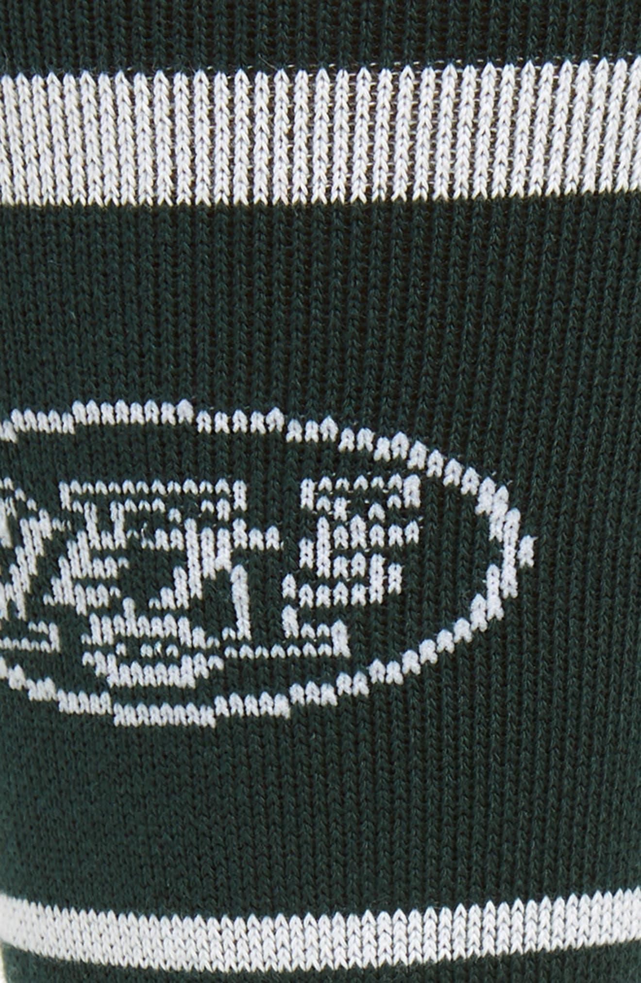 New York Jets Socks,                             Alternate thumbnail 2, color,                             GREEN