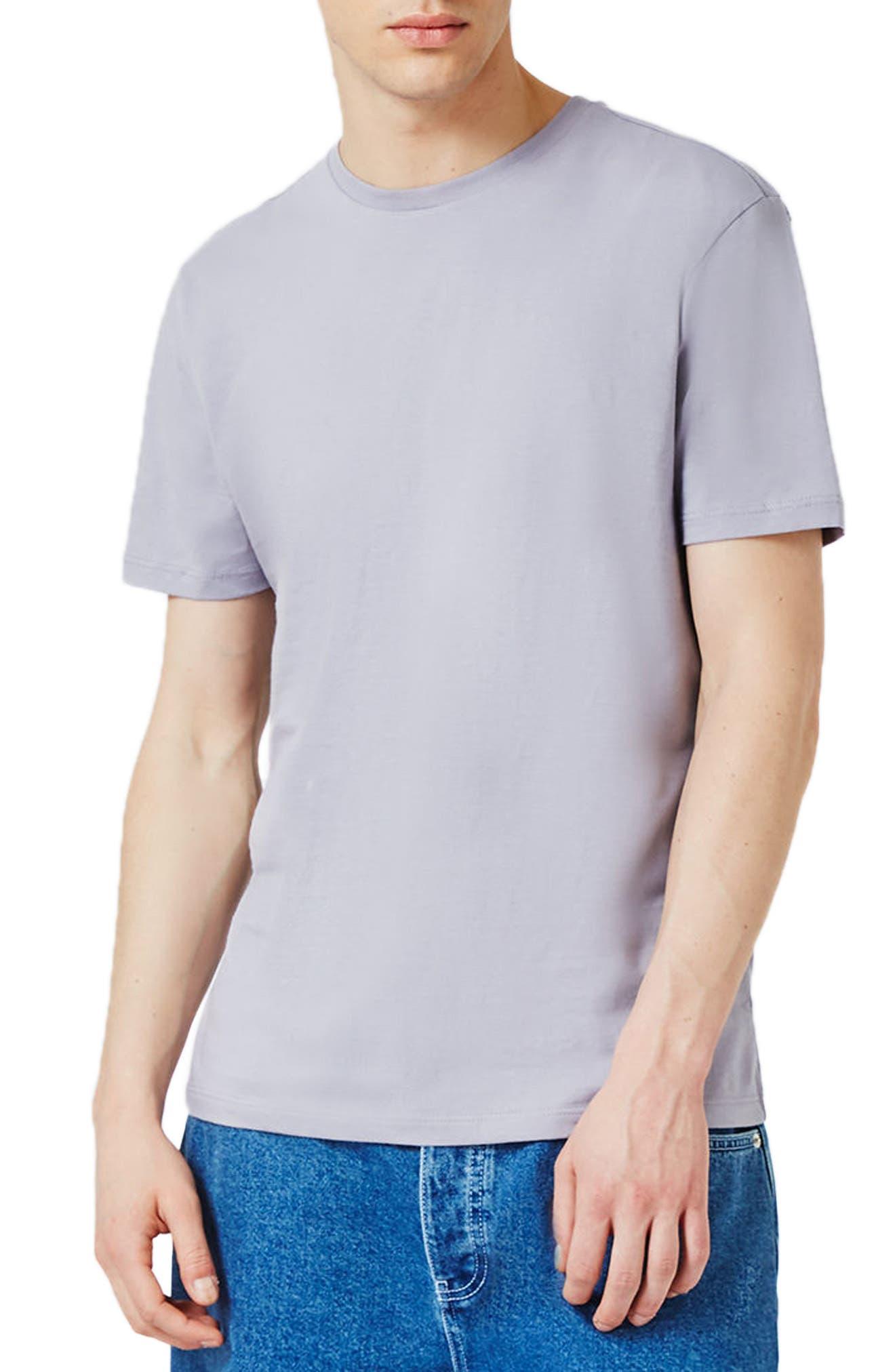 Slim Fit Crewneck T-Shirt,                             Main thumbnail 77, color,