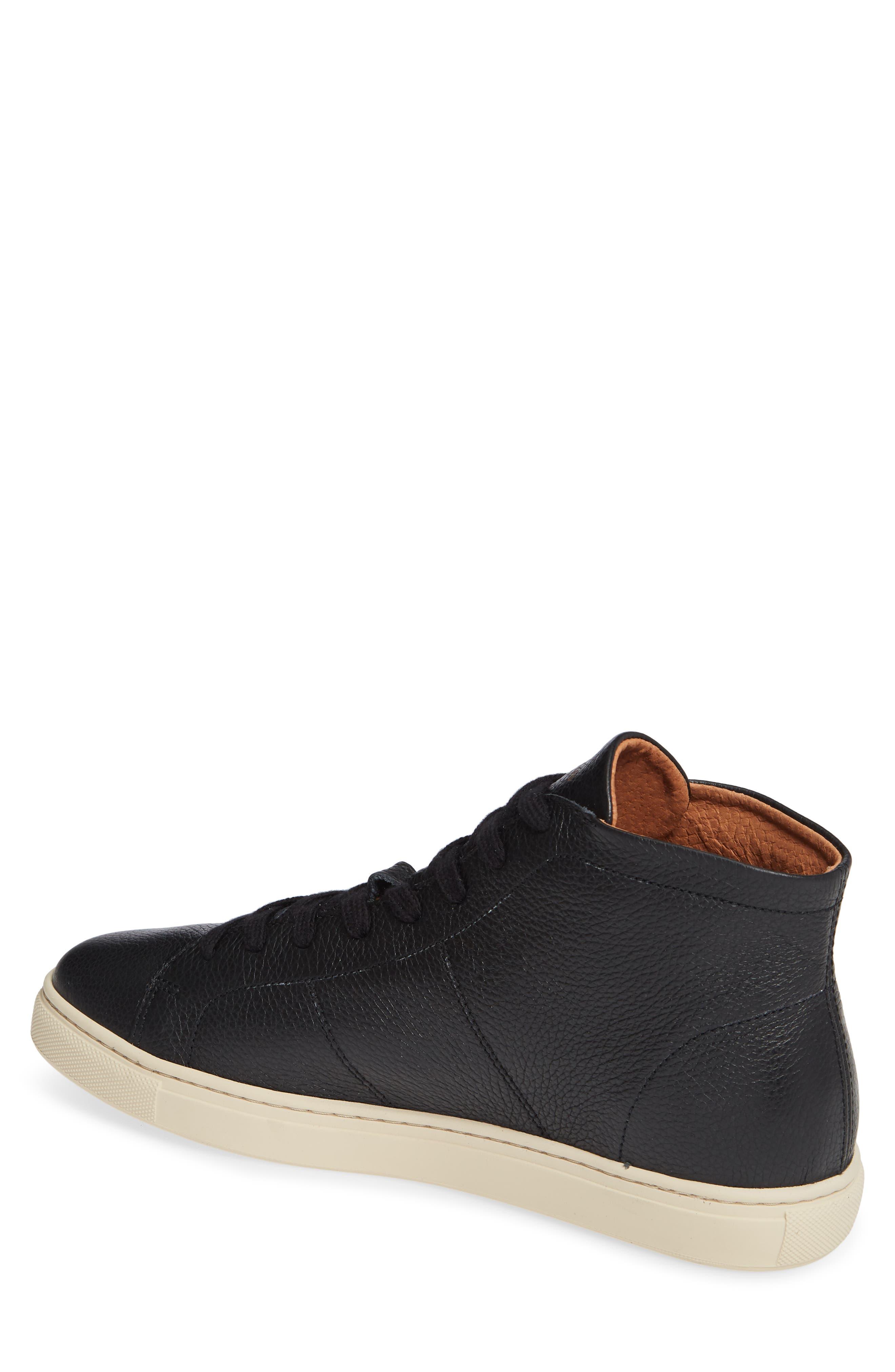 David Sneaker,                             Alternate thumbnail 2, color,                             BLACK
