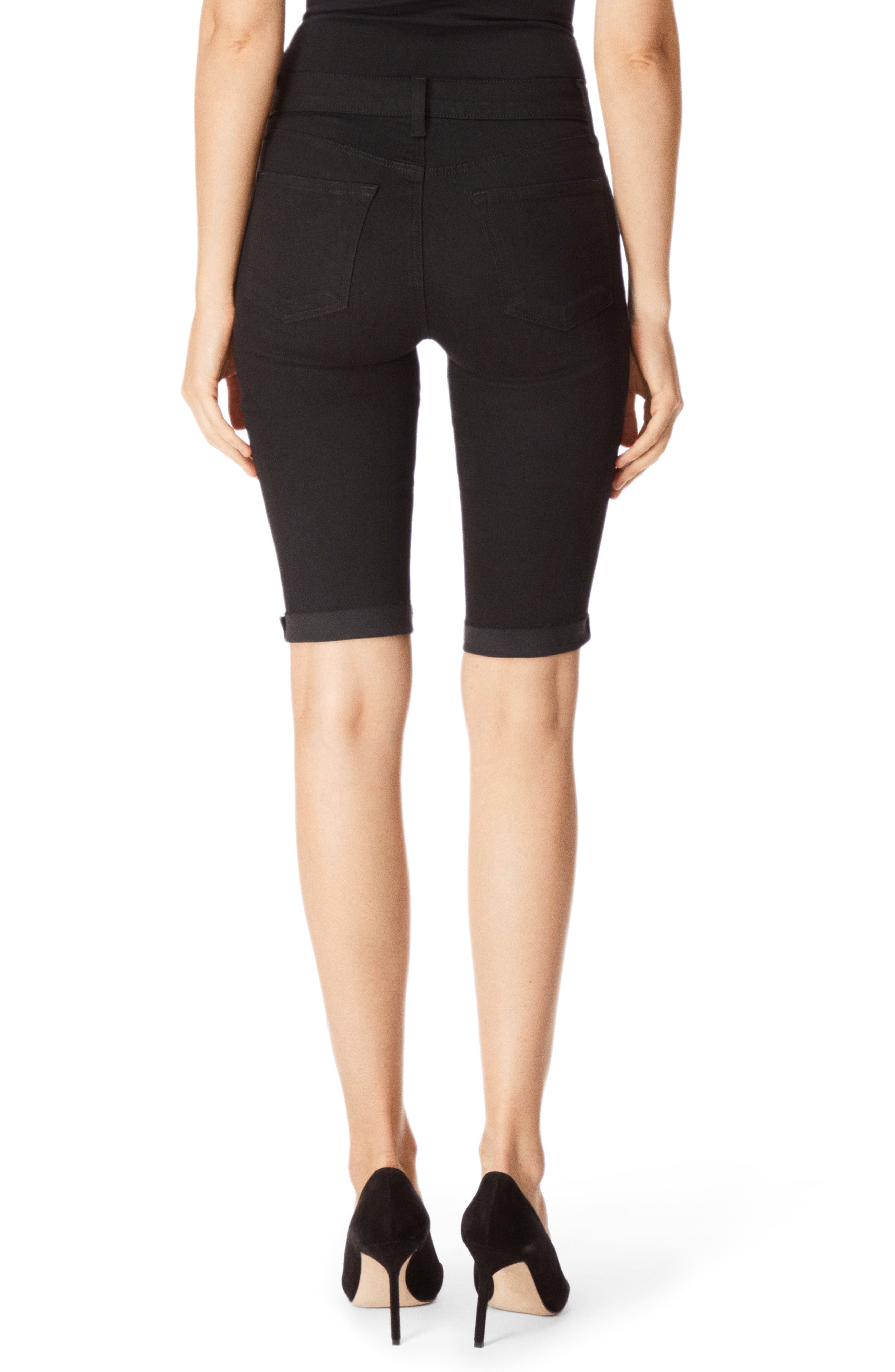 811 Skinny Bermuda Shorts,                             Alternate thumbnail 2, color,                             VANITY