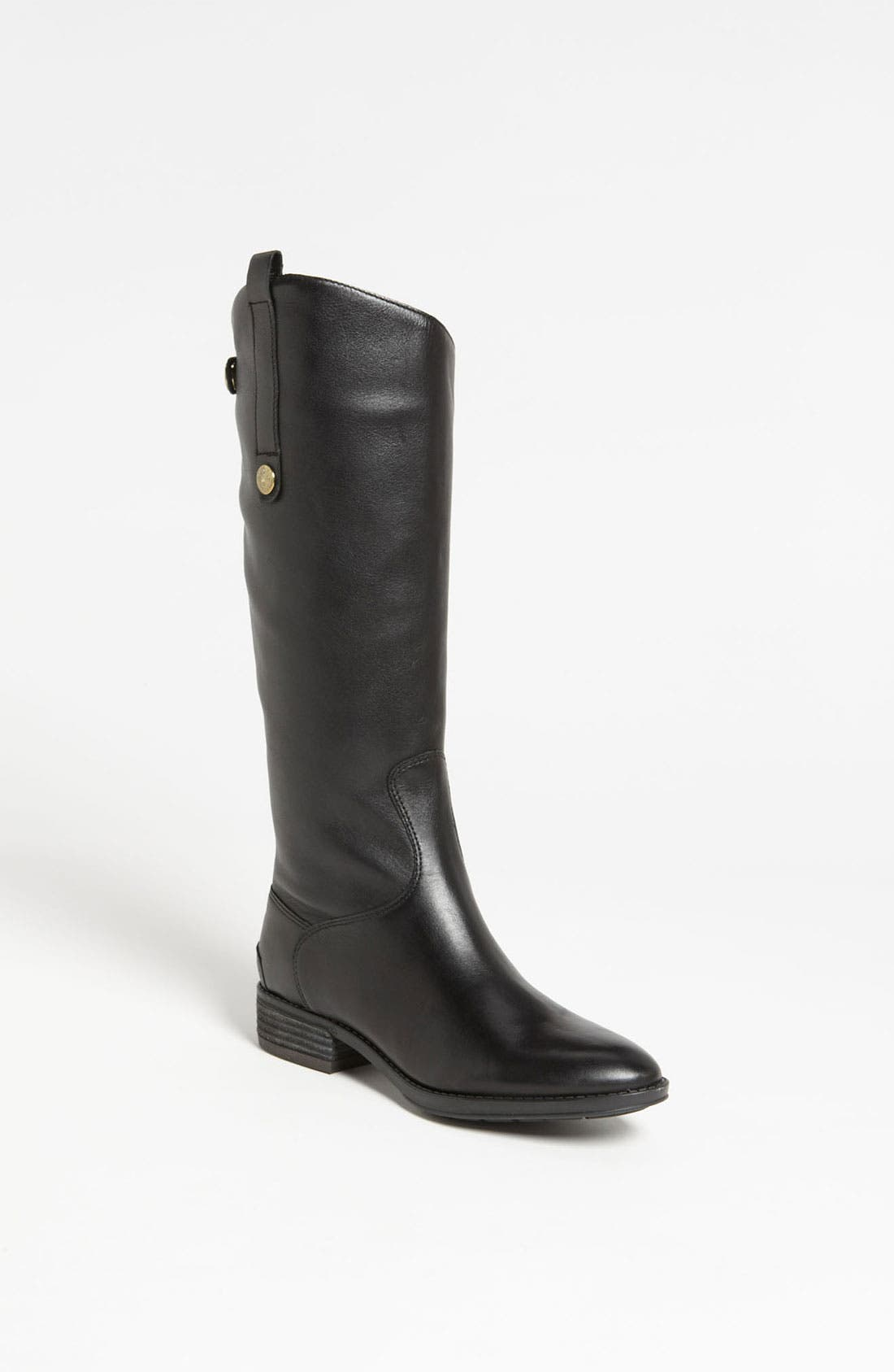 'Penny' Boot,                         Main,                         color, BLACK