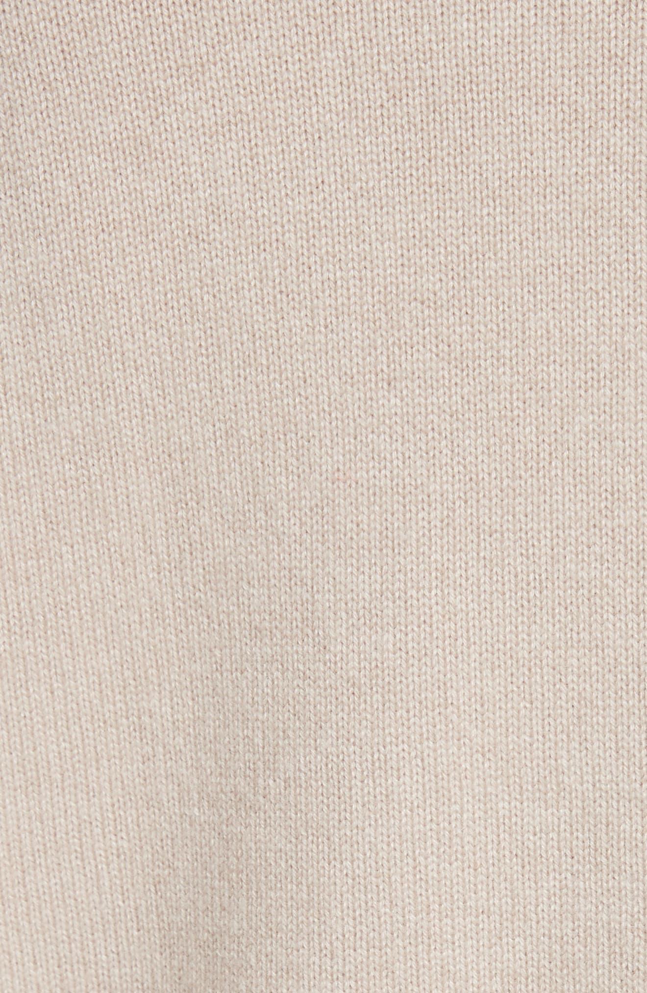 Sutton Cashmere Sweater,                             Alternate thumbnail 5, color,