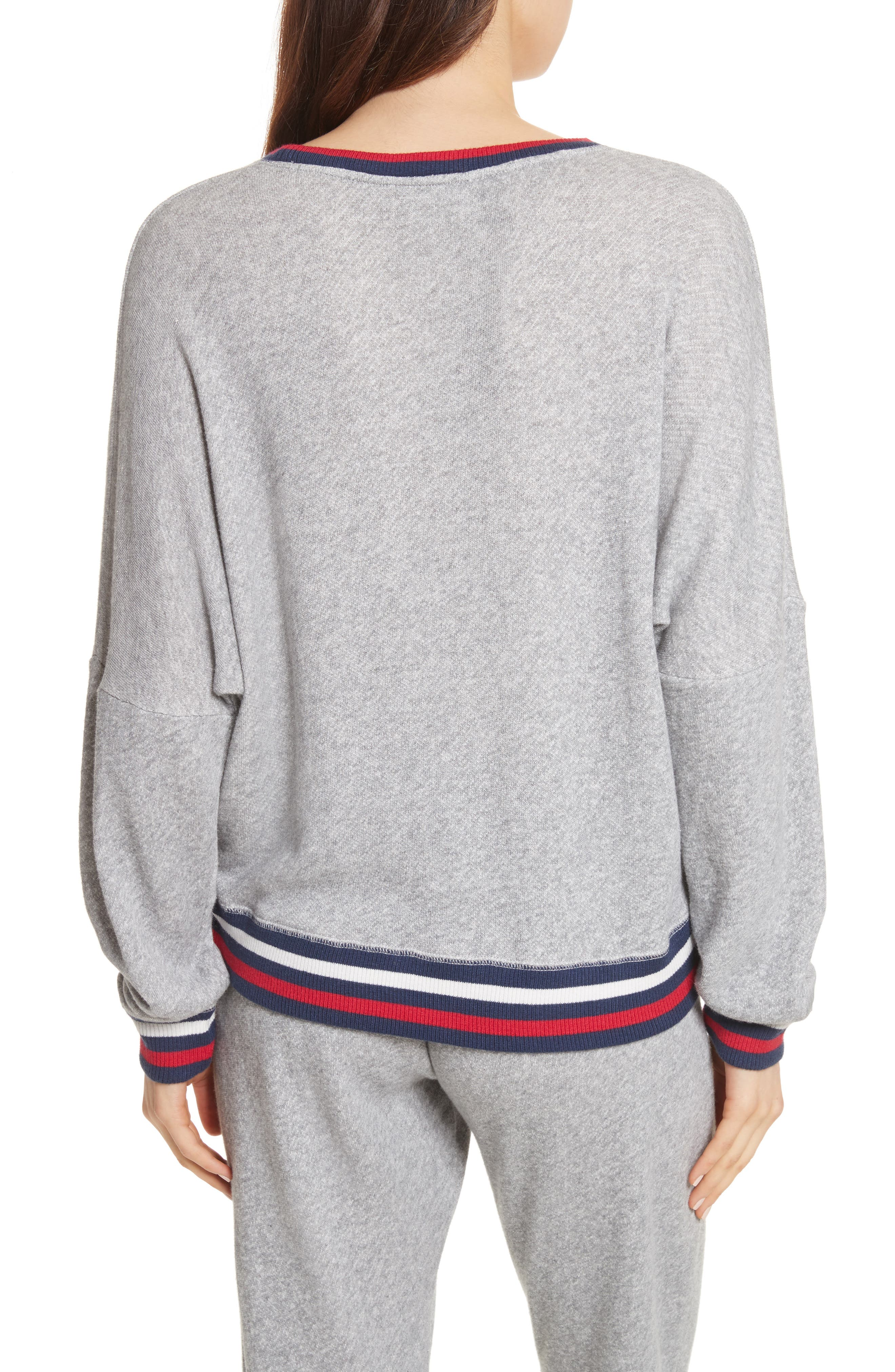 JOIE,                             Richardine B Sweatshirt,                             Alternate thumbnail 2, color,                             033