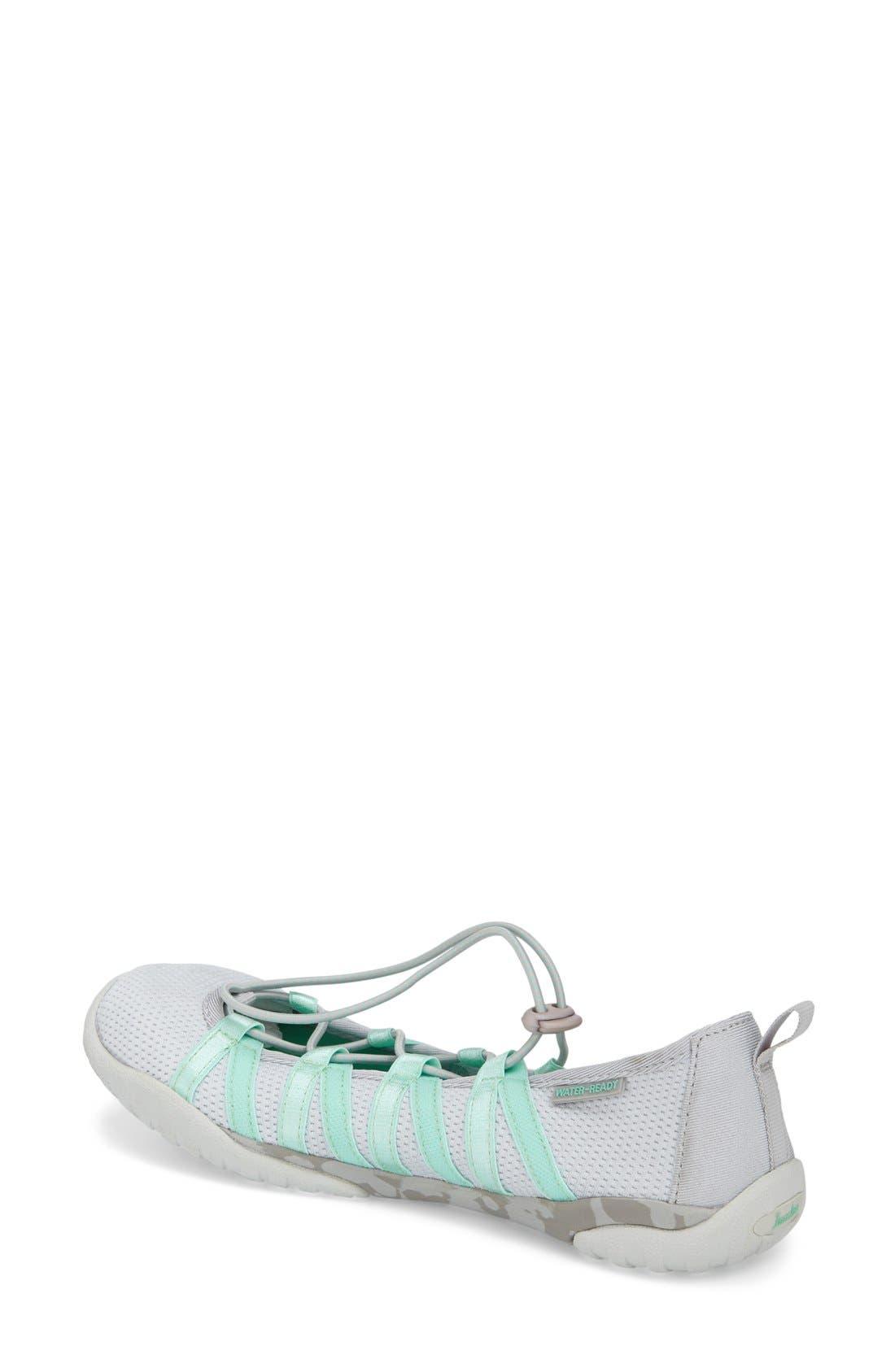 'Manuka' Water Friendly Slip-On Sneaker,                             Alternate thumbnail 5, color,