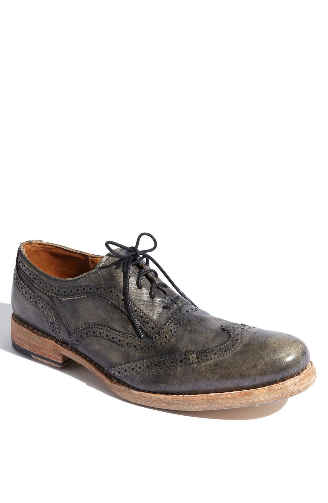 'Corsico' Wingtip Oxford,                             Main thumbnail 1, color,                             001