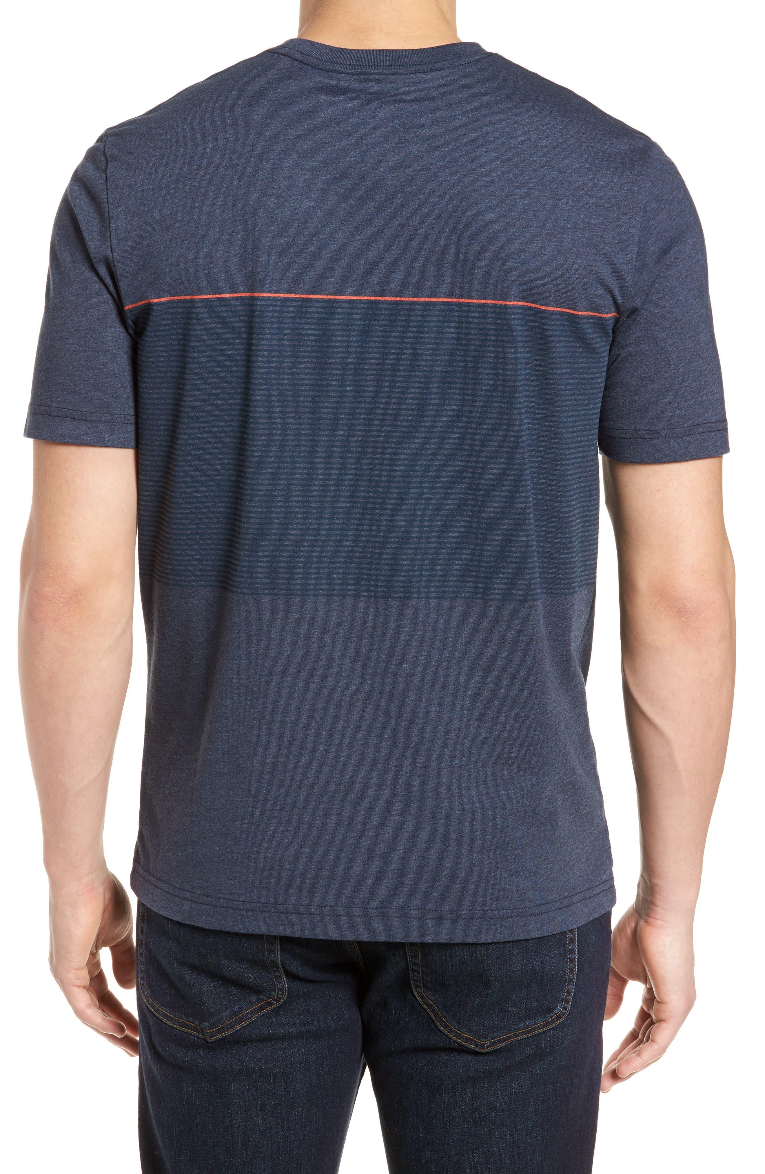 Jeramie Stripe Pocket T-Shirt,                             Alternate thumbnail 2, color,                             401