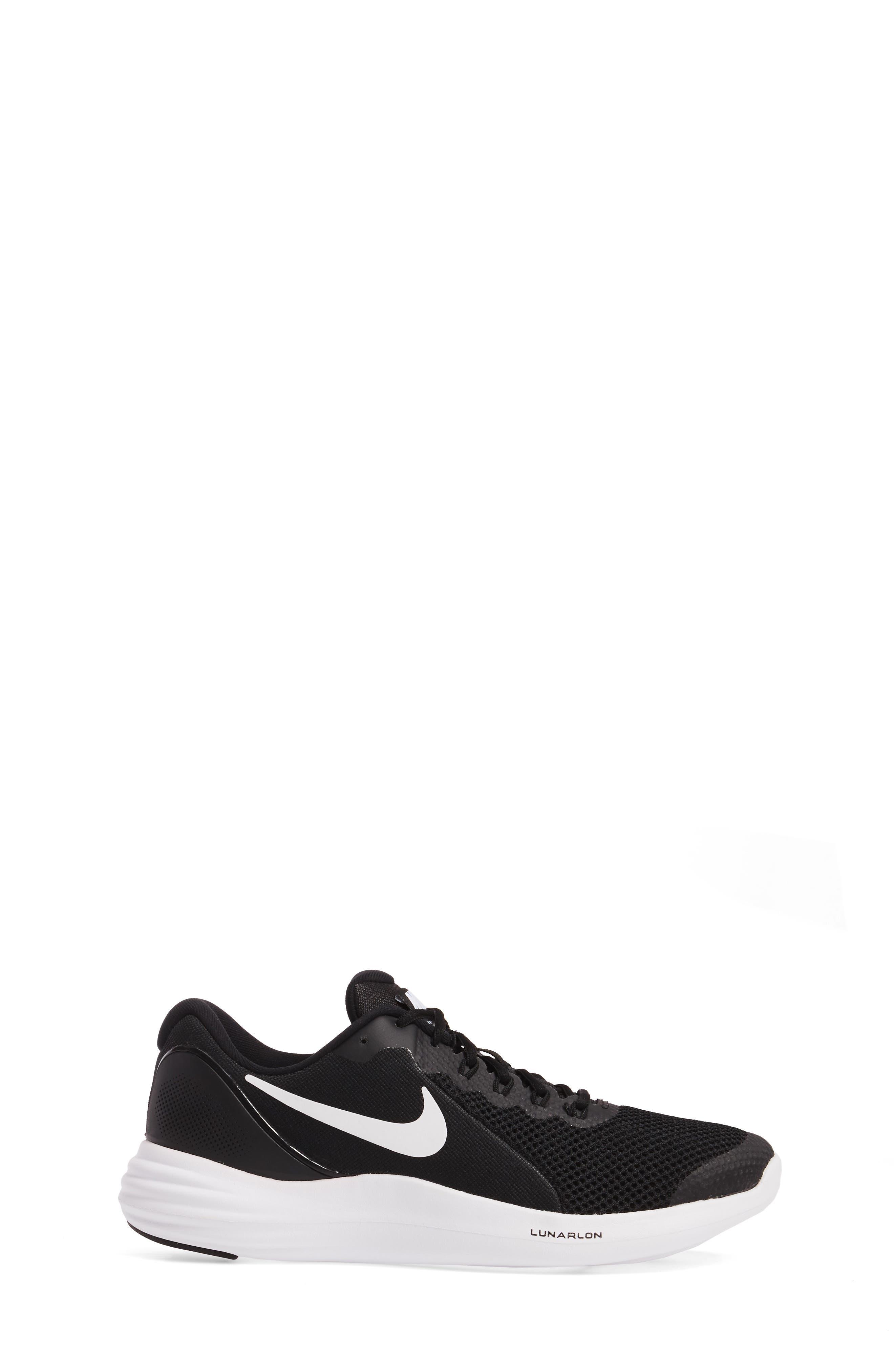 Lunar Apparent Sneaker,                             Alternate thumbnail 3, color,                             004