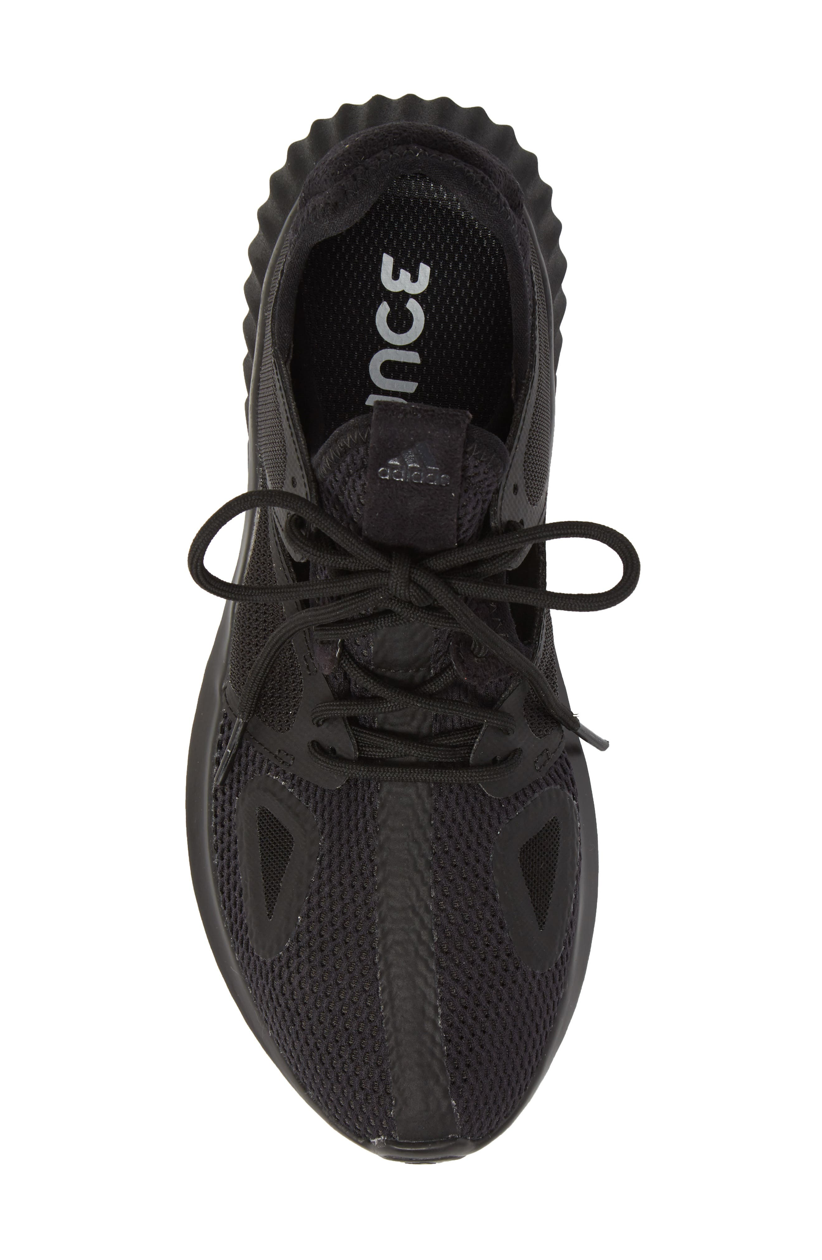 Run Lux Clima Running Shoe,                             Alternate thumbnail 5, color,                             001