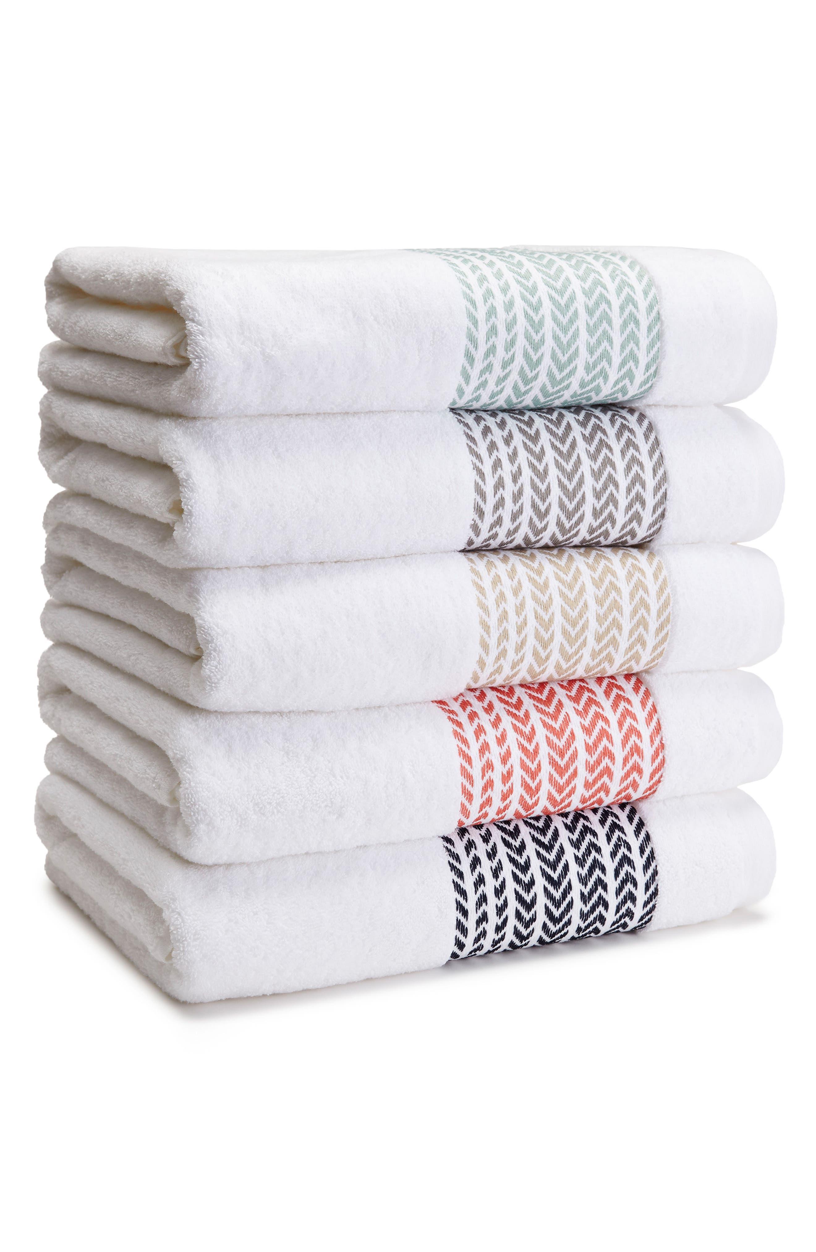 Baja Bath Towel,                             Alternate thumbnail 2, color,                             020