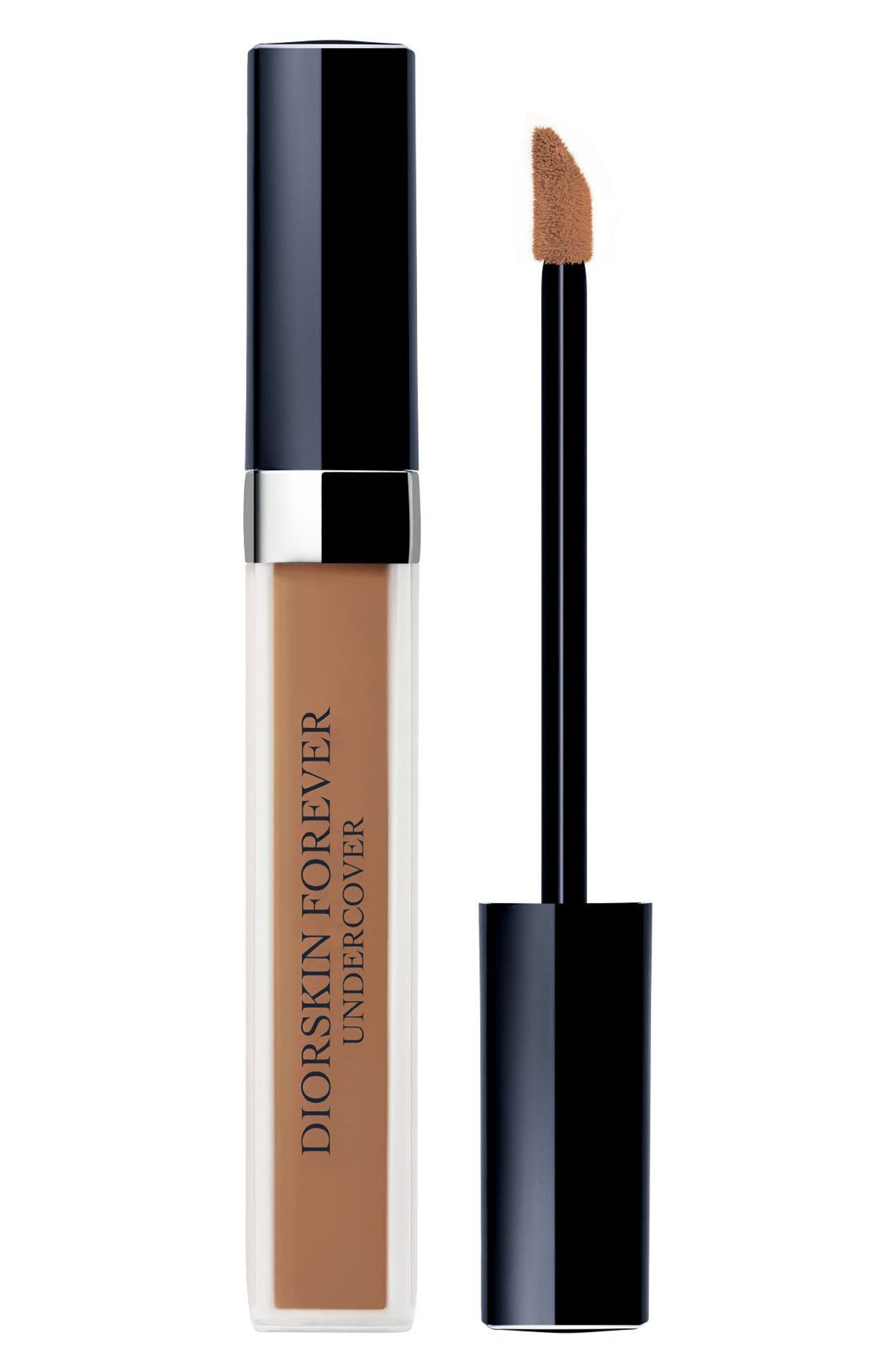 DIOR,                             Diorskin Forever Undercover Concealer,                             Main thumbnail 1, color,                             060 LIGHT MOCHA