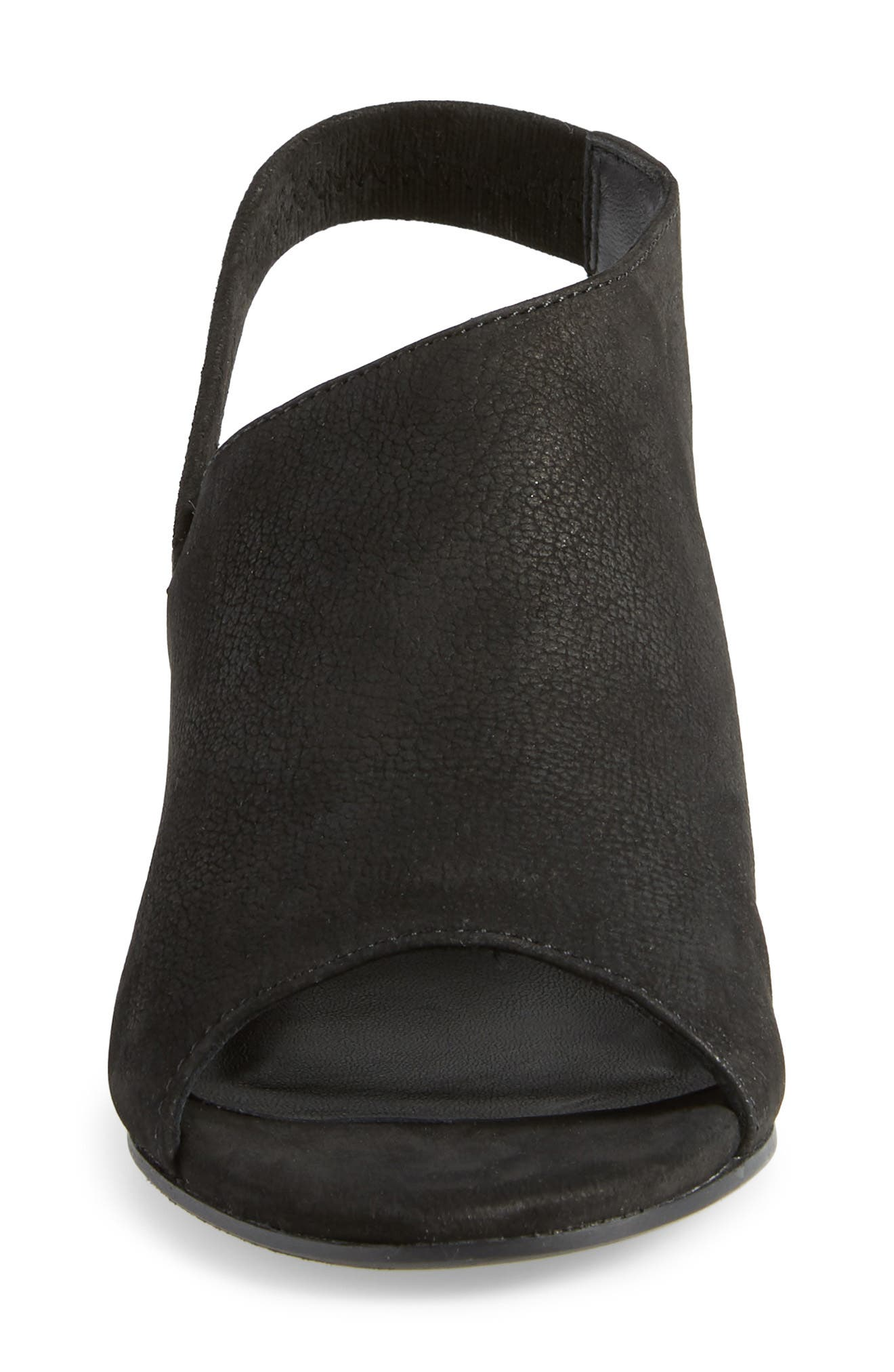 Leigh Asymmetrical Slingback Sandal,                             Alternate thumbnail 10, color,