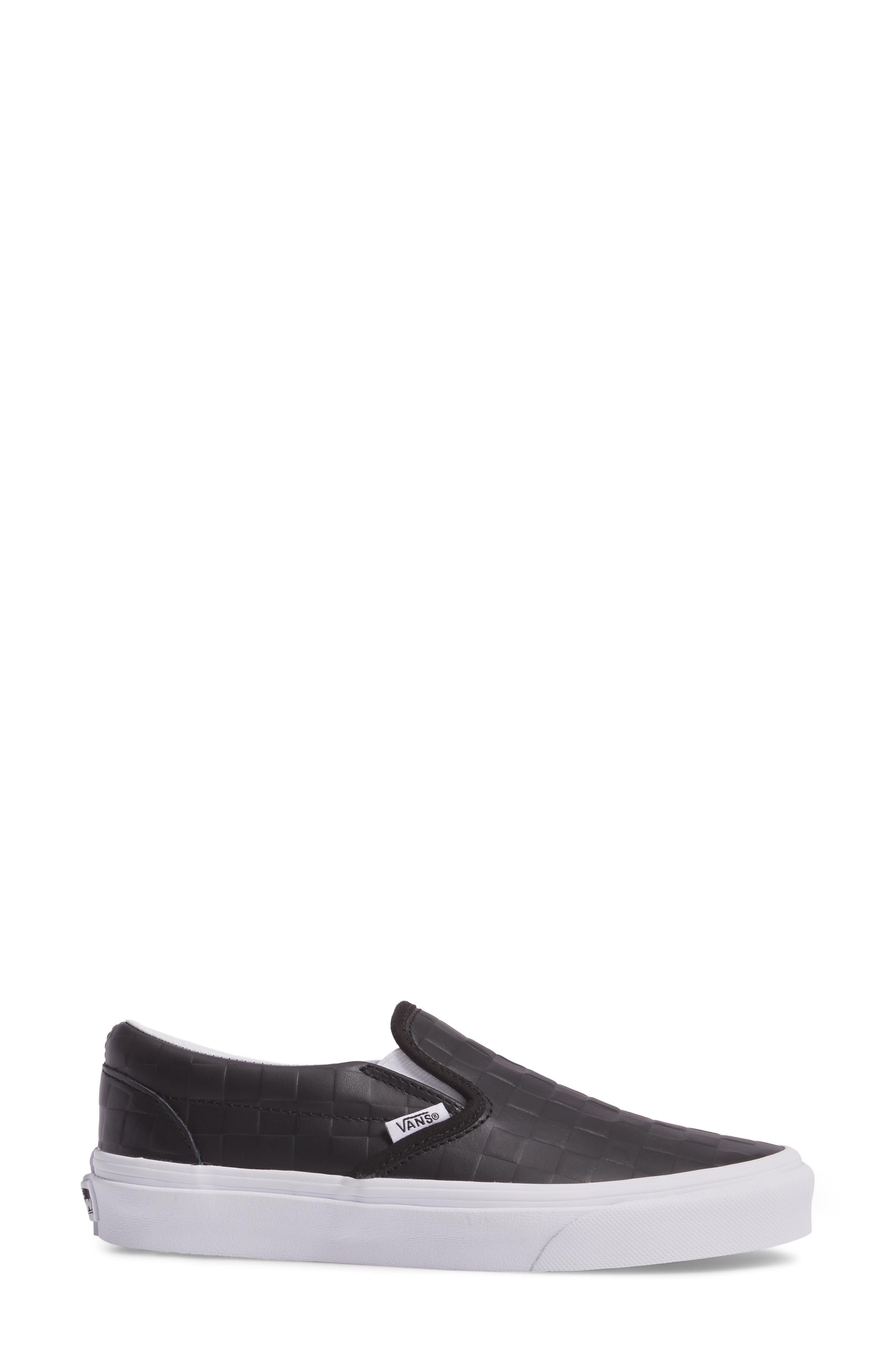 Classic Slip-On Sneaker,                             Alternate thumbnail 186, color,